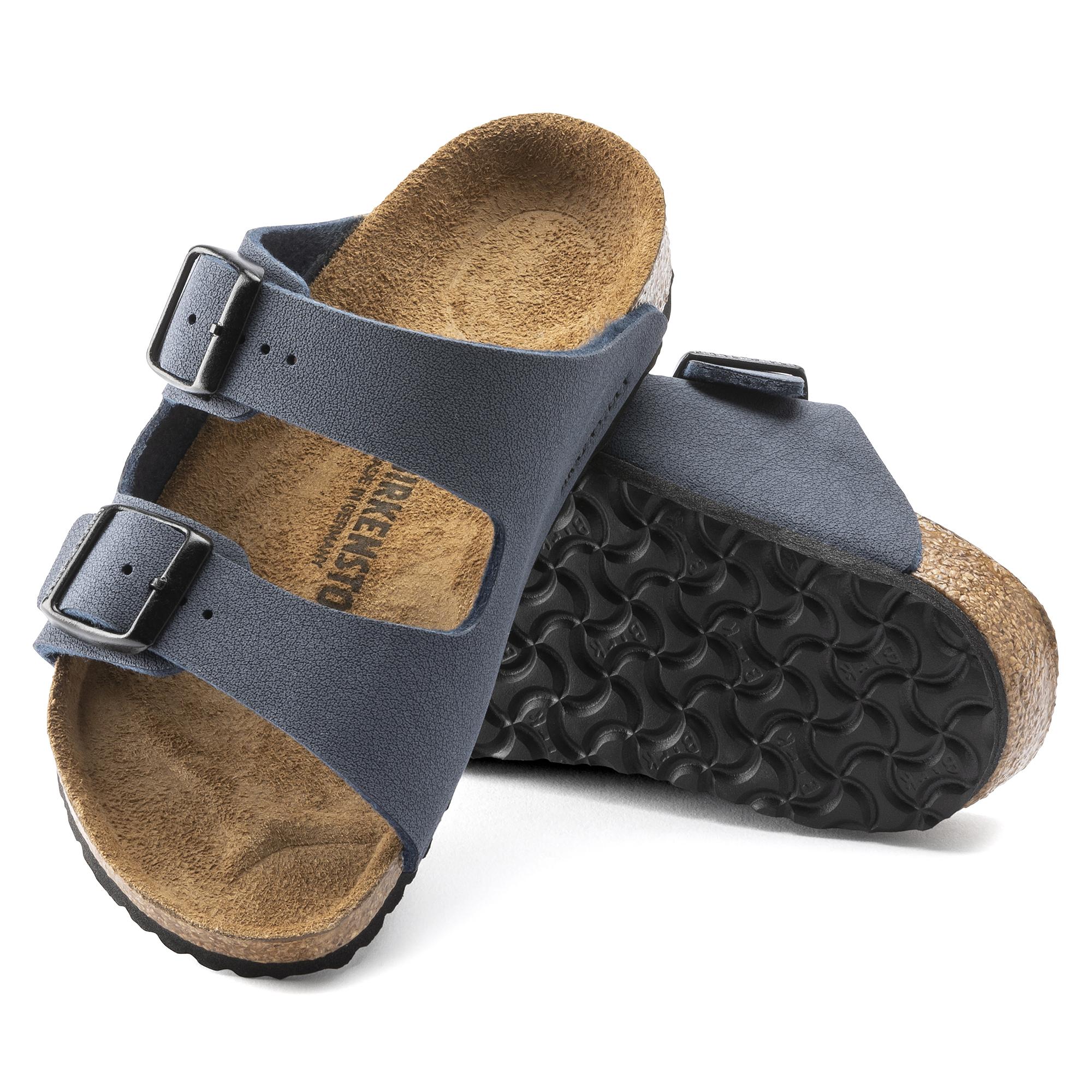 BIRKENSTOCK Sandalen moderne Arizona Zehentrenner Schwarz
