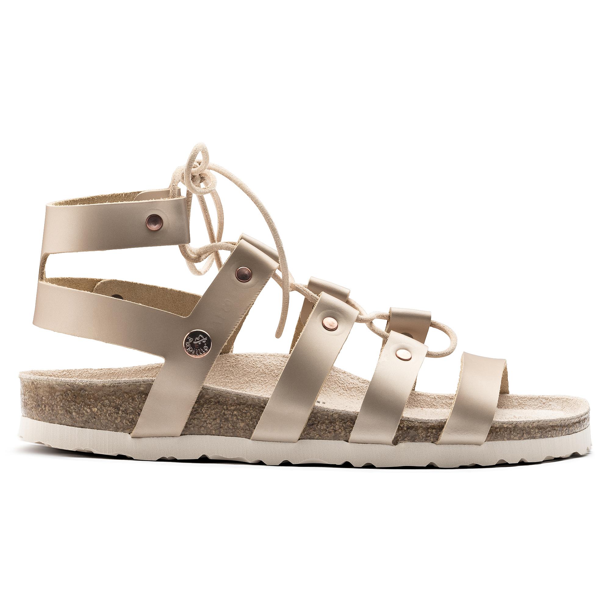 Sandales Birkenstock Sandales Cleo En W Silver mRsGc0