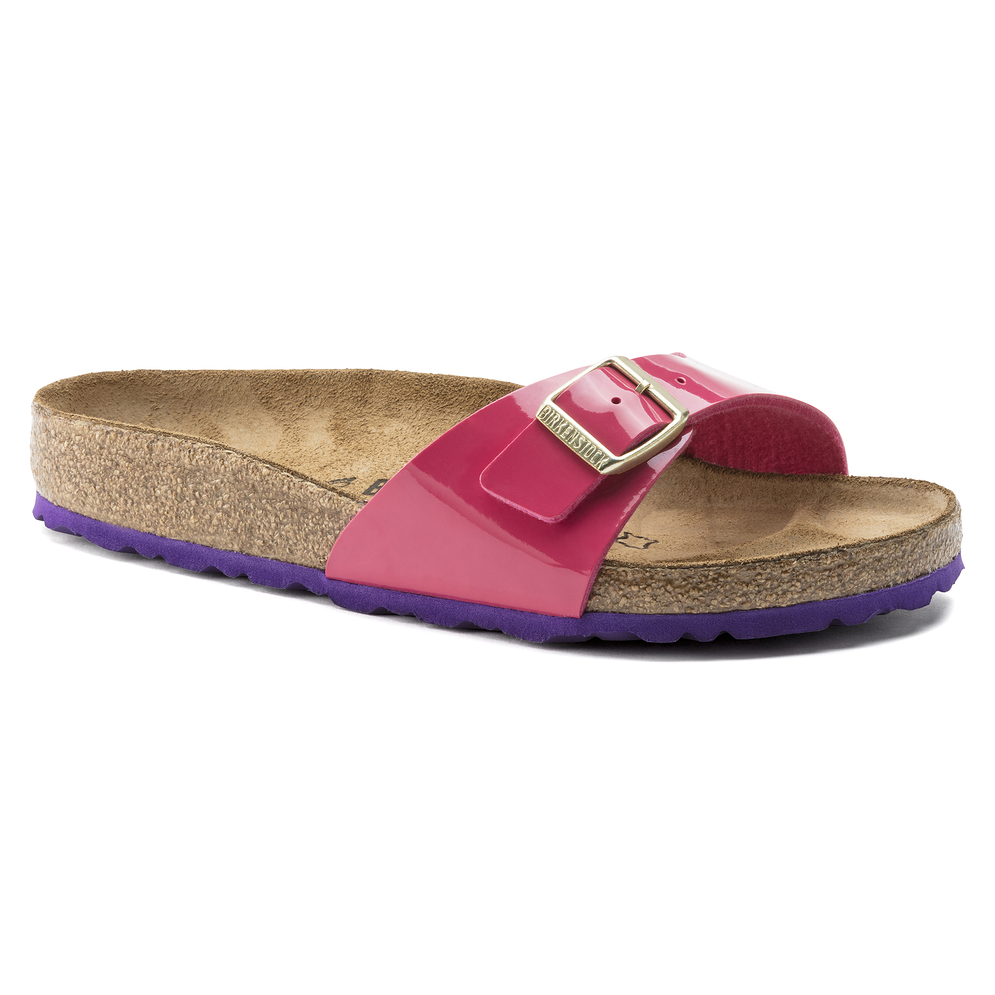 Birkenstock Madrid Womens Sandals in Pink