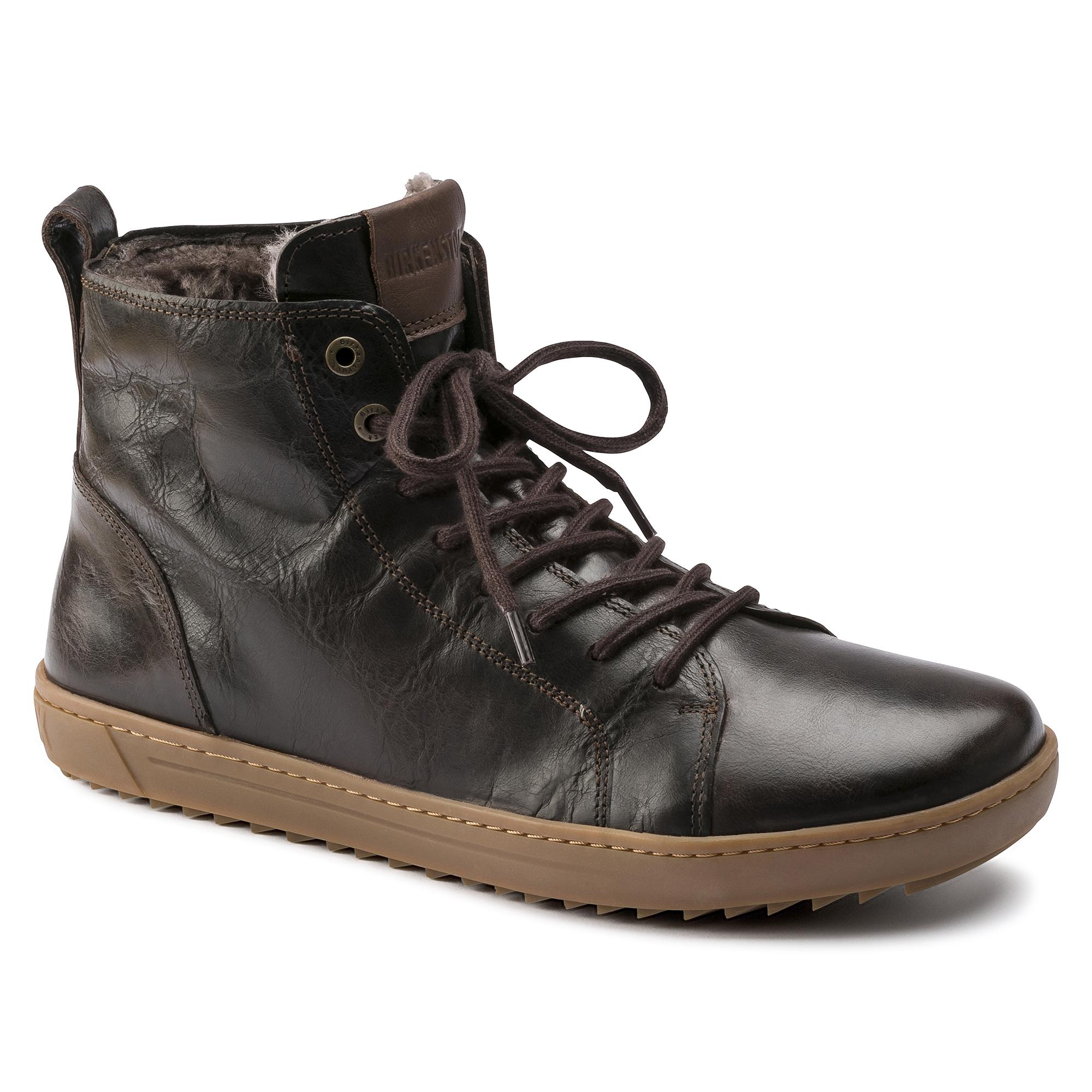 Bartlett Natural Leather Mocha