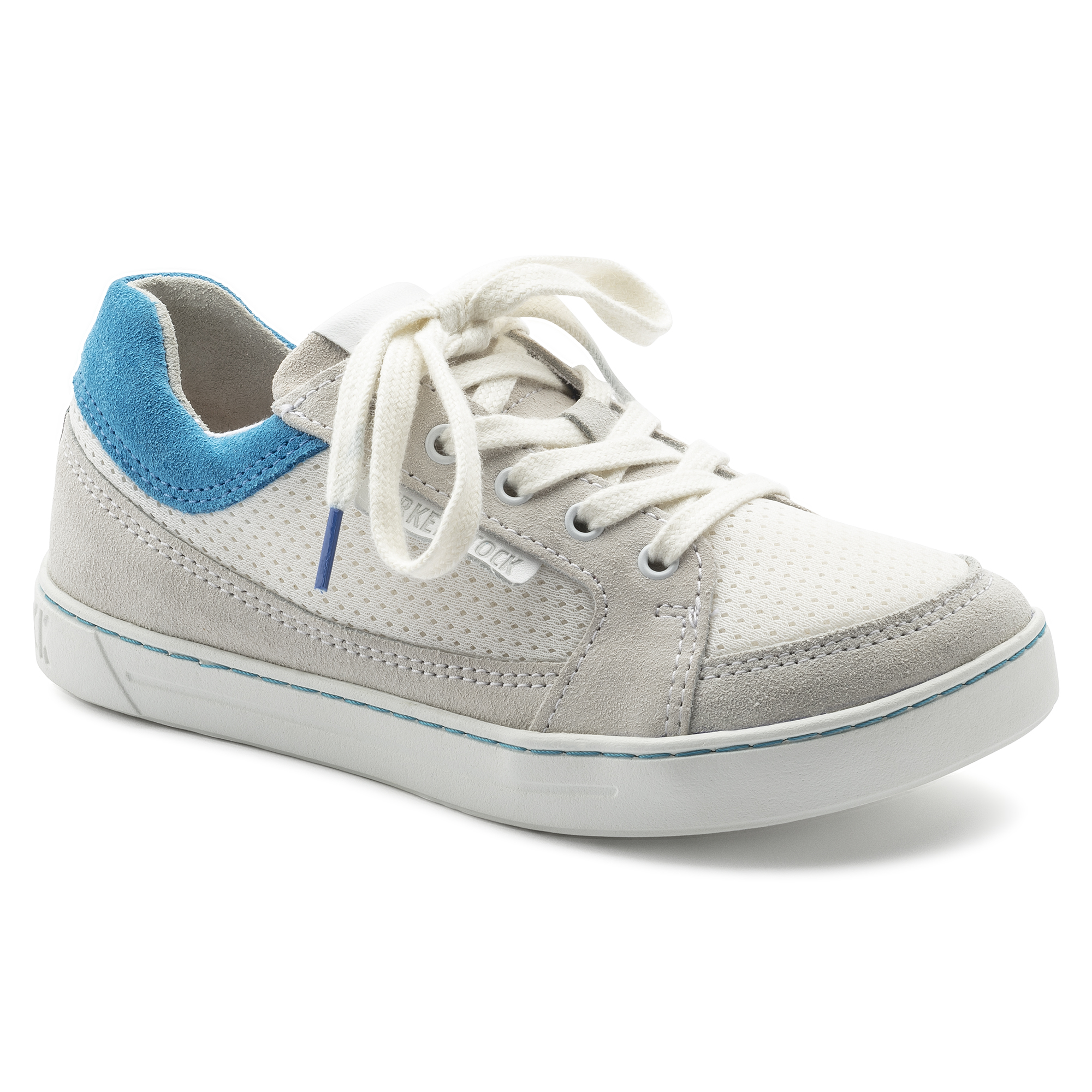 225d7a920cab8c Astee Suede Leather Textile Off White ...