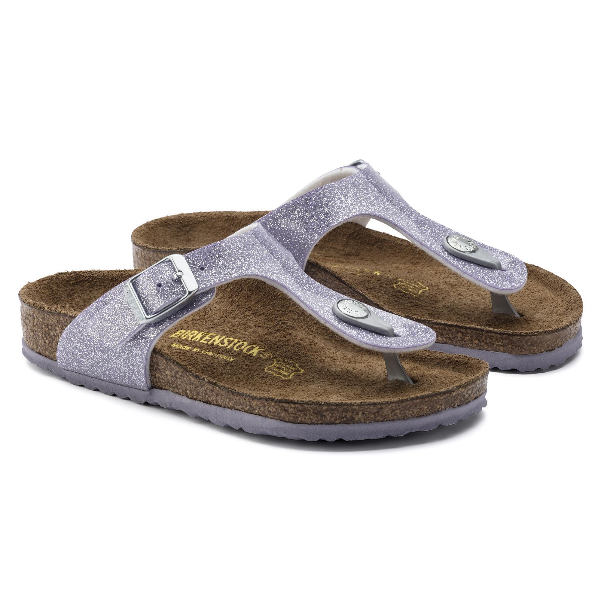 Sandale Birkenstock Lavande « Gizeh » B4Hg41YKx