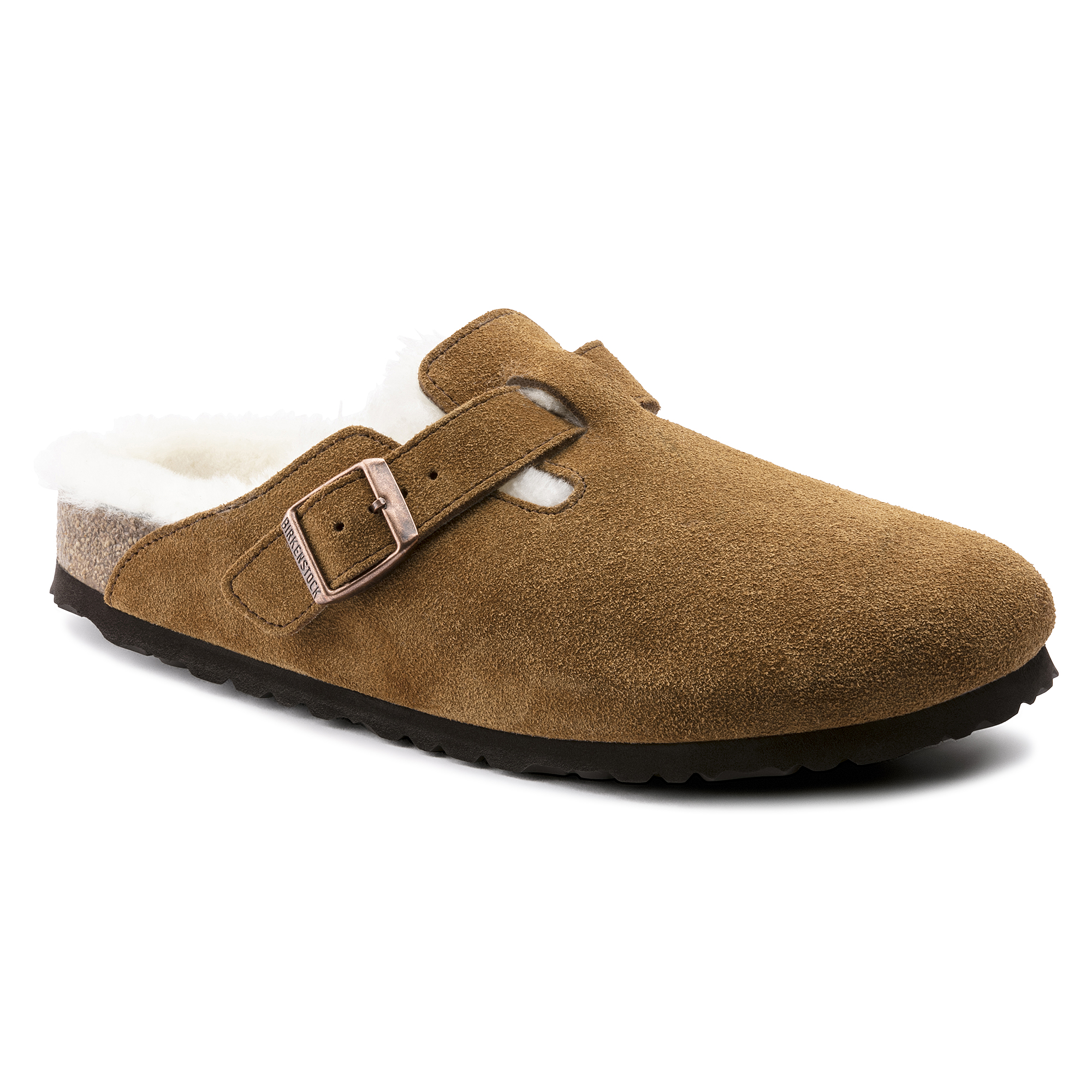 06cd2eb7584d Boston Suede Leather Mink