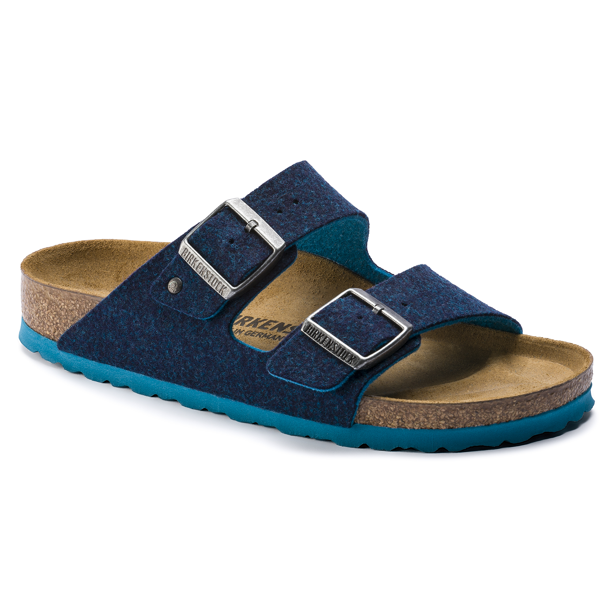 9f92f21df5a47 Arizona Wool Doubleface Blue