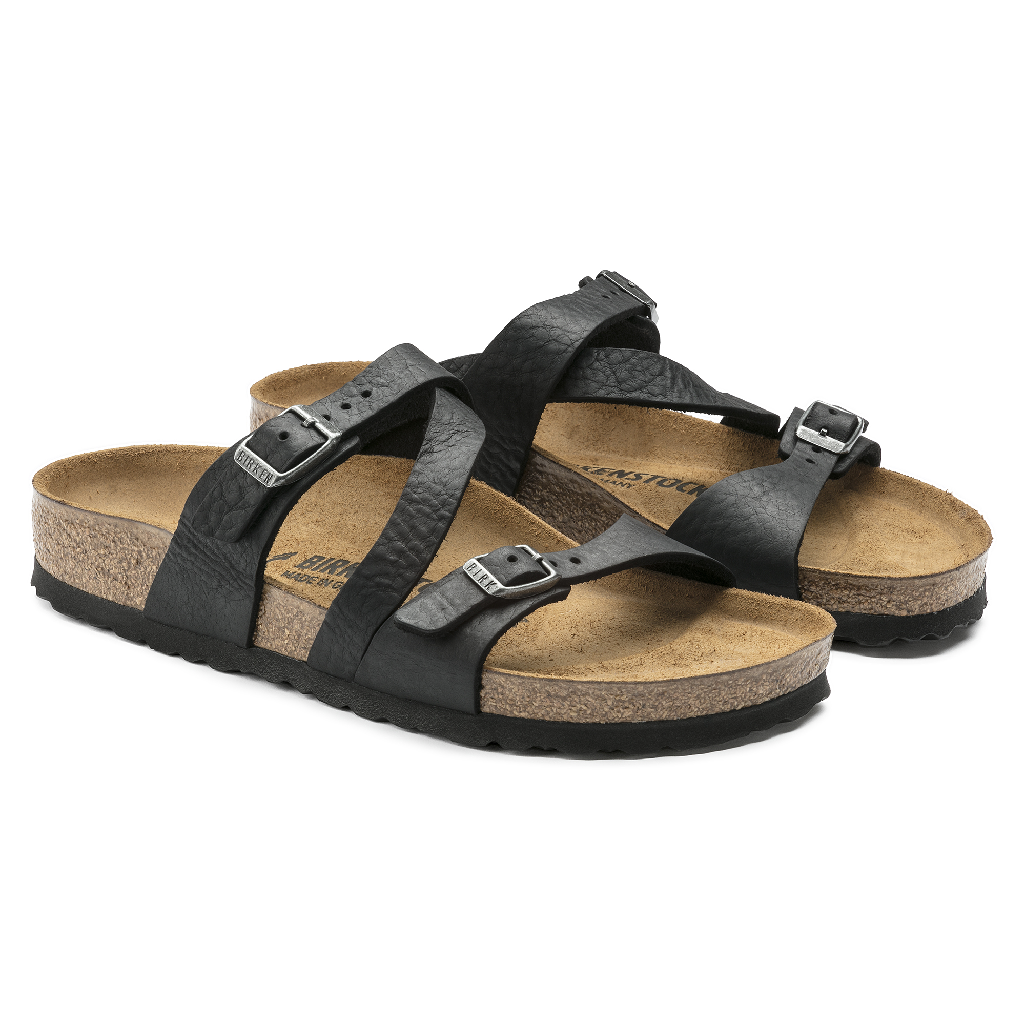 Salina Natural Leather Camberra Old Black
