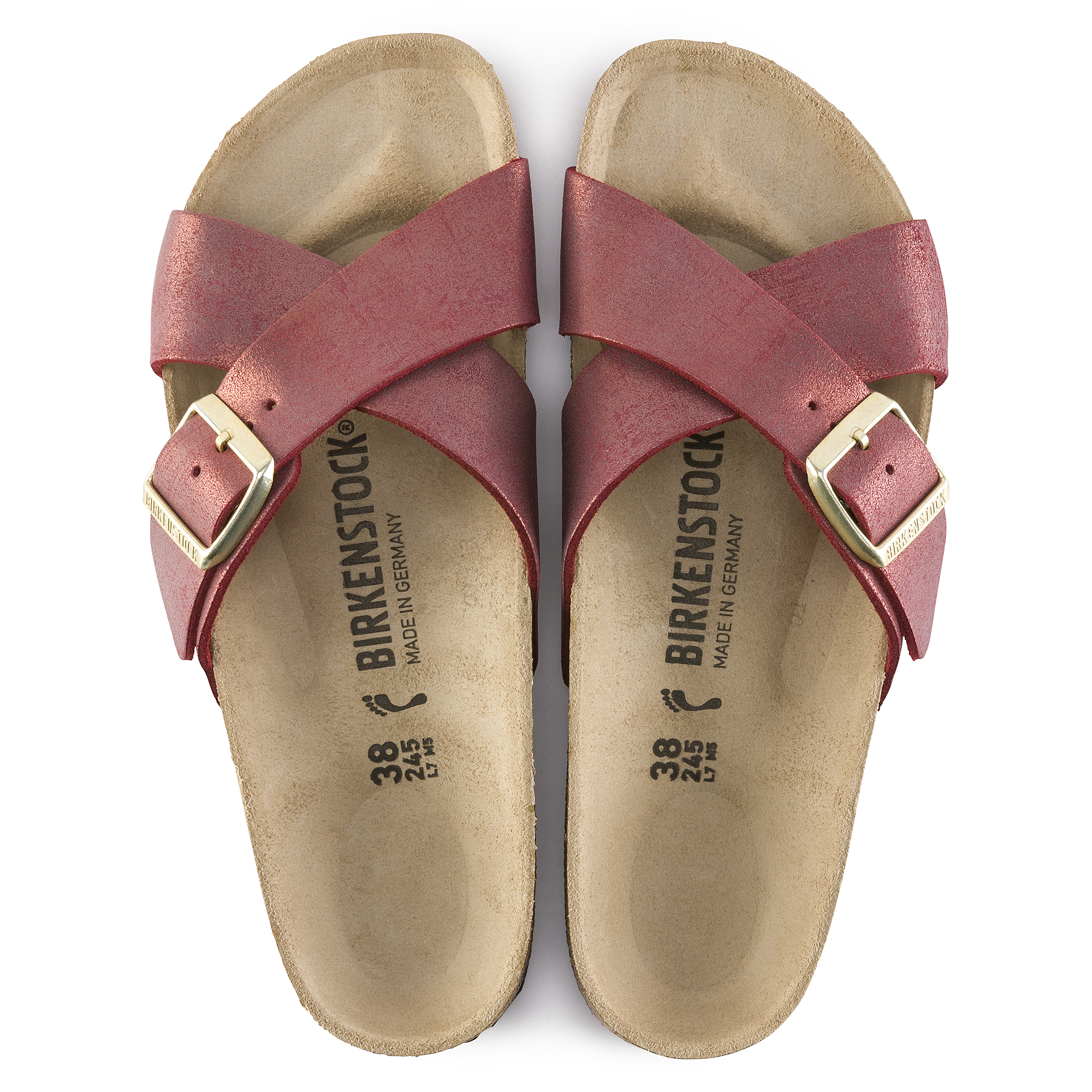 Shopping Special: BIRKENSTOCK Siena Suede Leather Washed