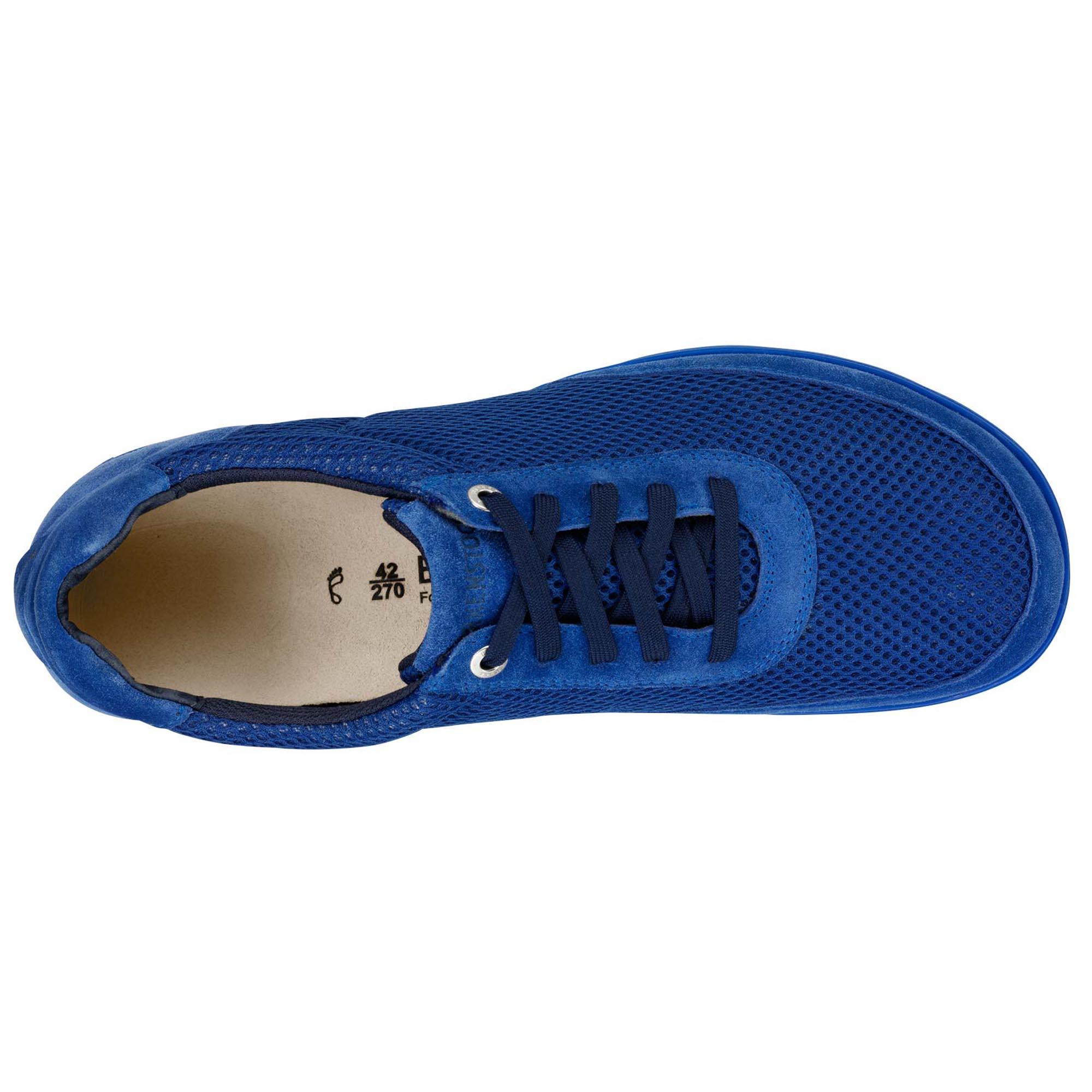 41912467d9a9 ... Illinois Suede Leather Textile Royal Blue ...