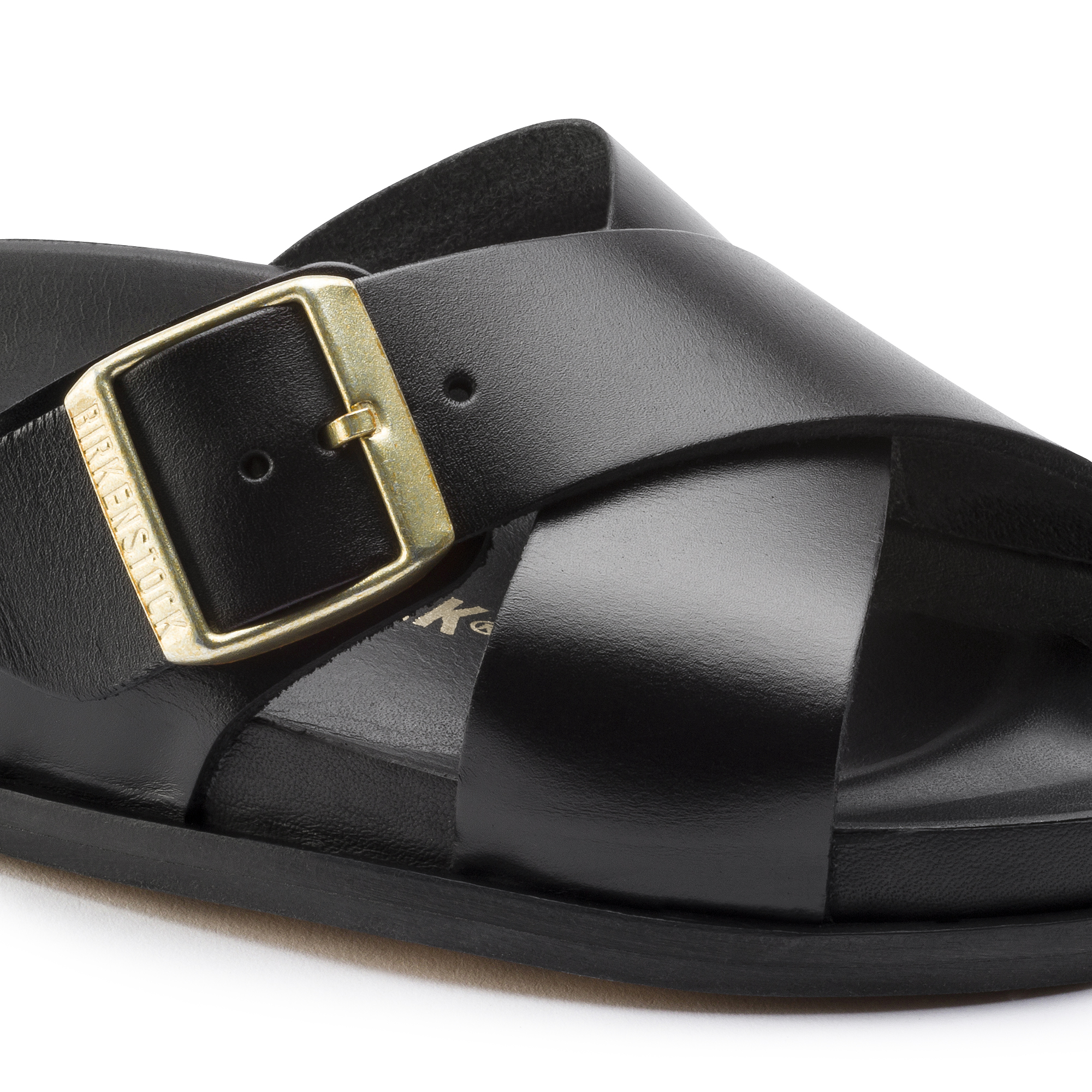 Siena Natural Leather Premium Black