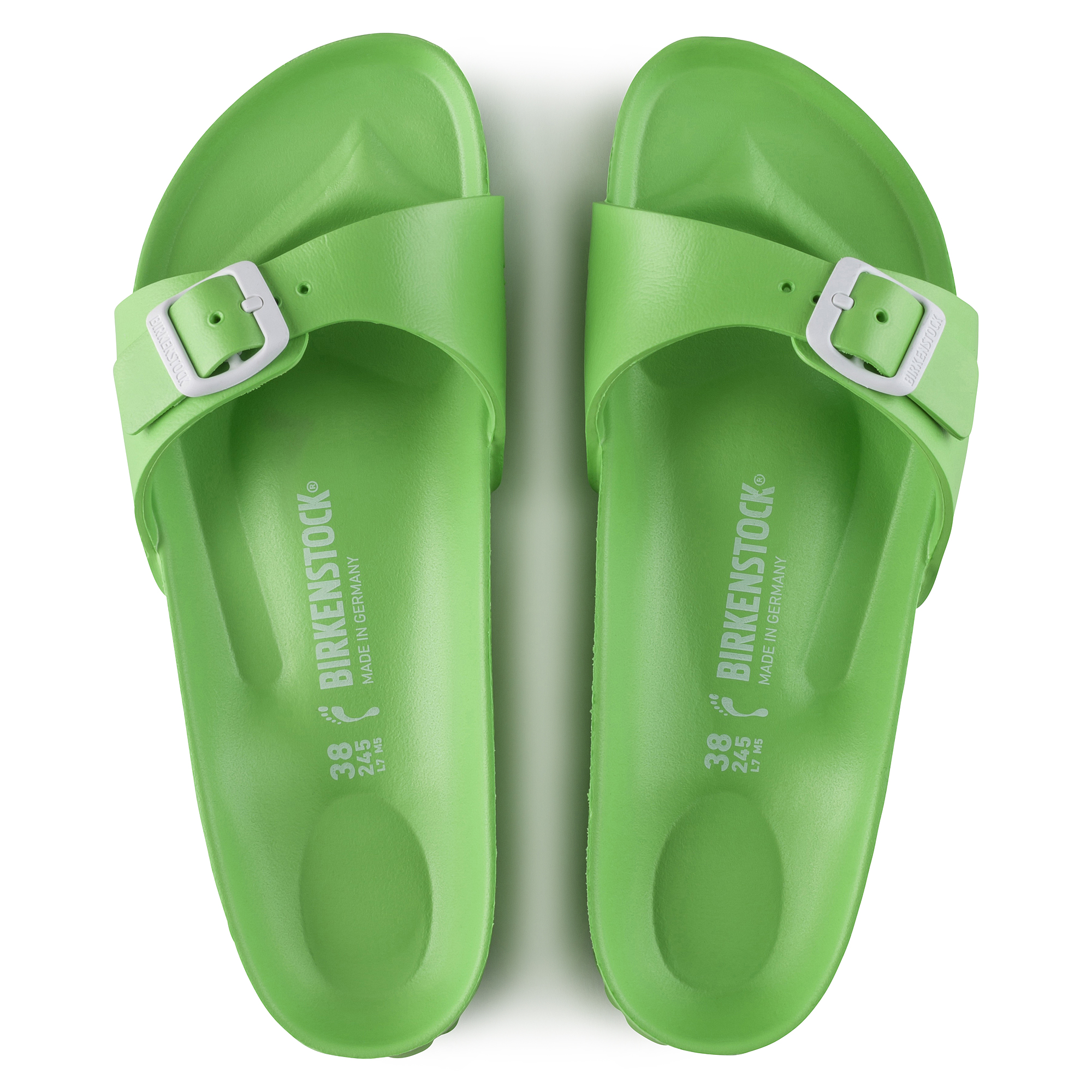 Birkenstock Madrid Eva Green sandal