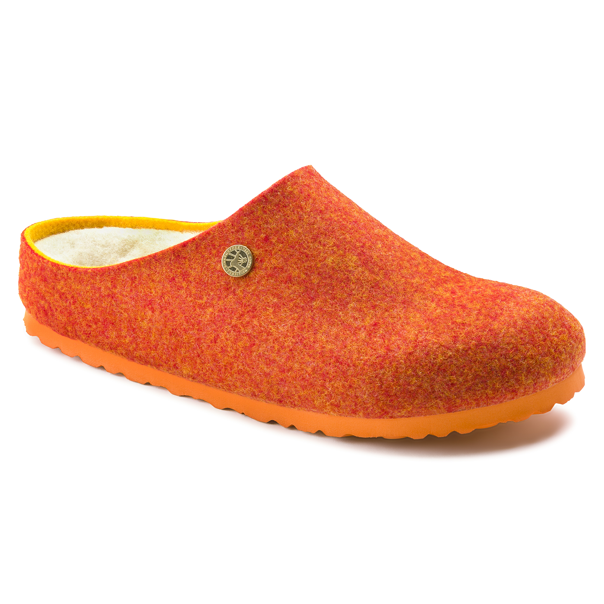 e07d39312cf596 Kaprun Wool Doubleface Orange ...