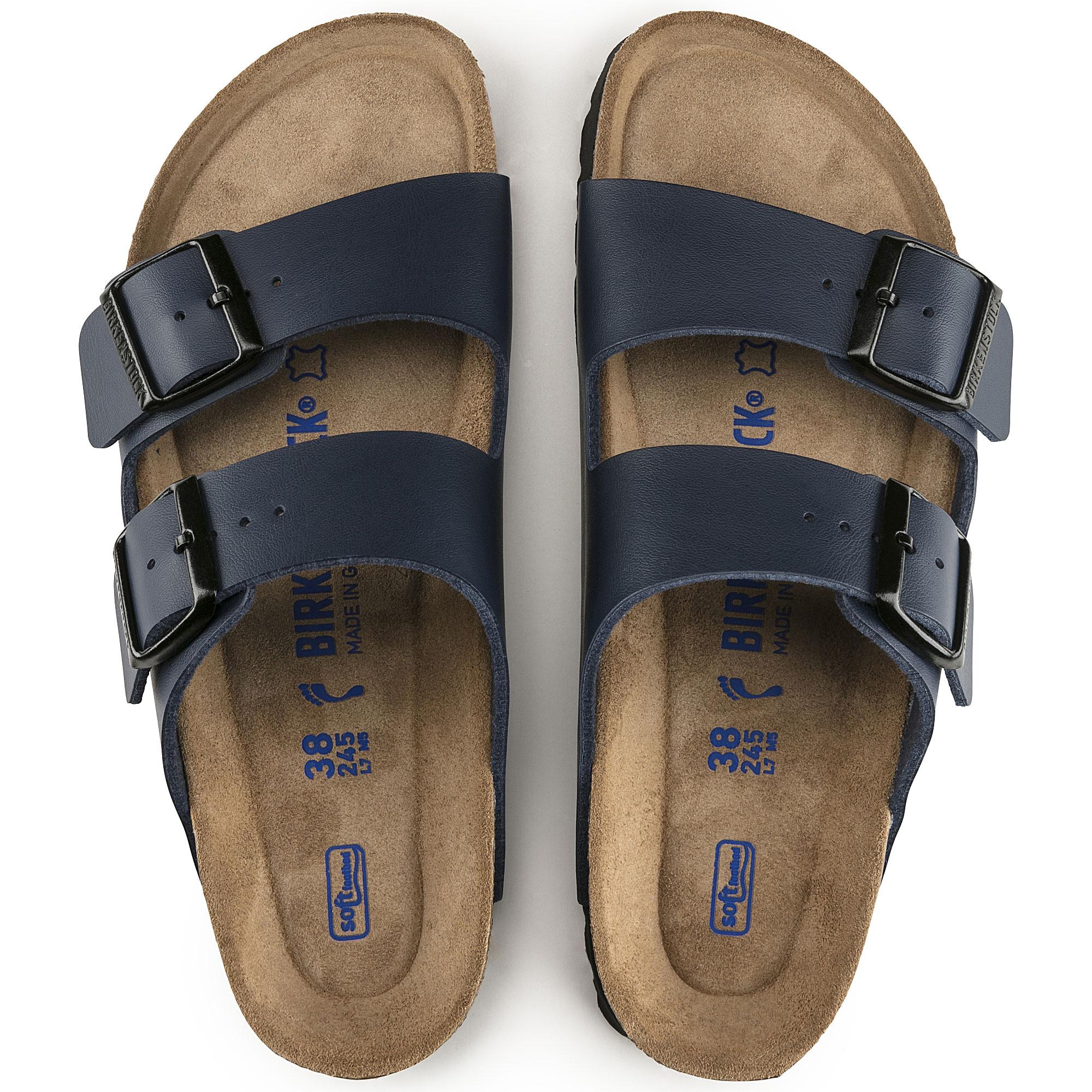 82c4ba2c2e44 Arizona Birko-Flor Blue | shop online at BIRKENSTOCK