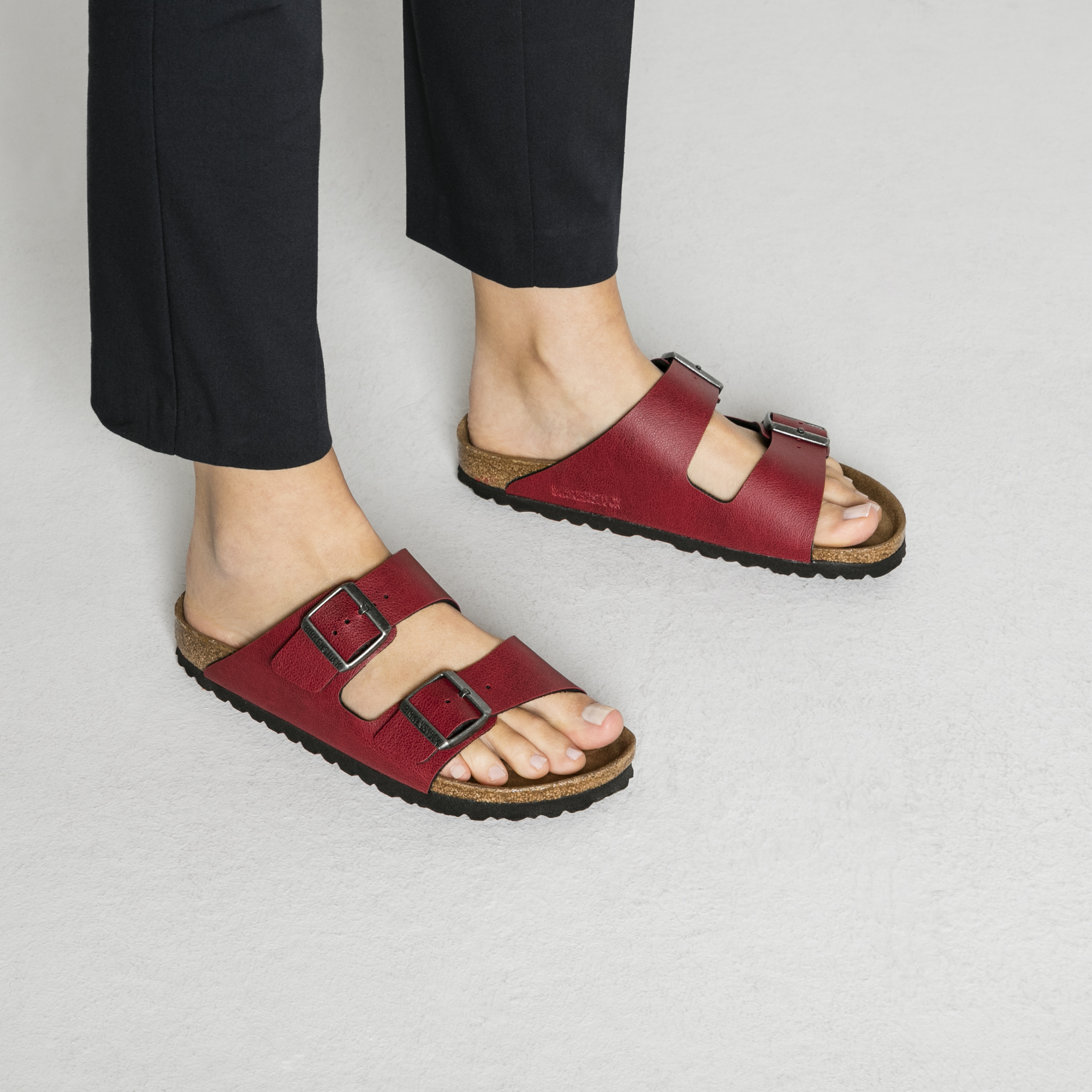 new! Birkenstock Arizona Pull Up Sandal