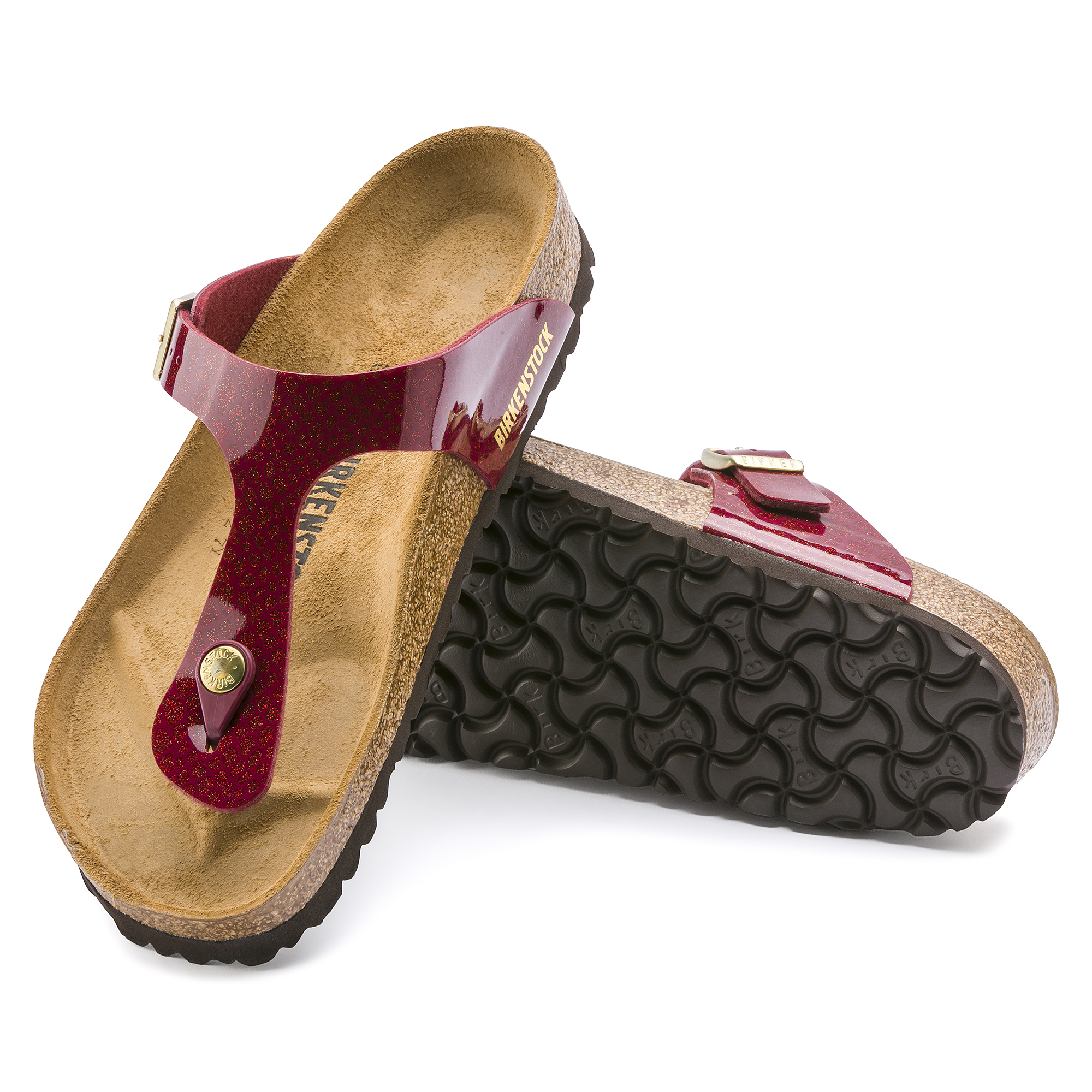 57c3cb0beb8d32 ... Gizeh Birko-Flor Magic Snake Bordeaux ...