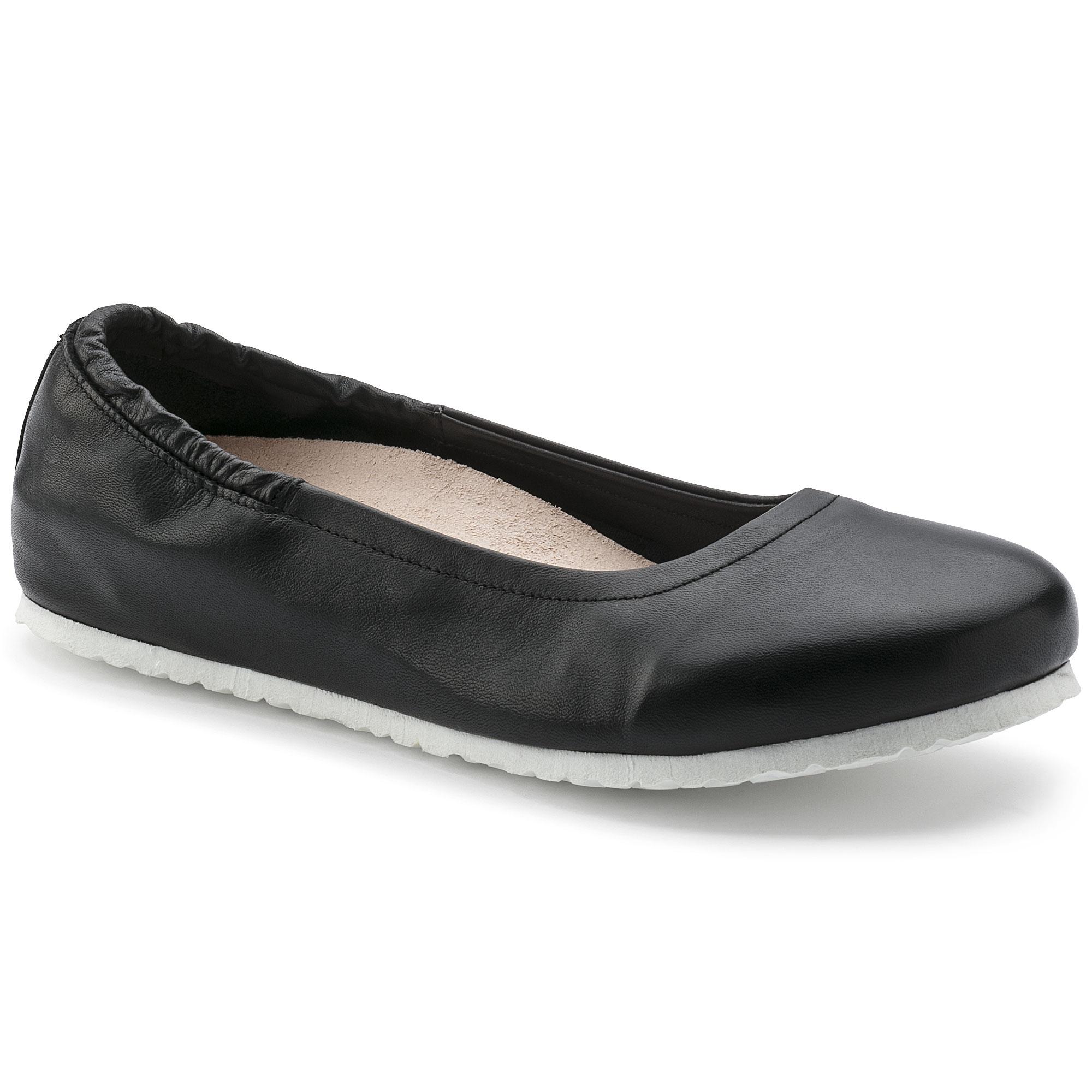 Celina Natural Leather Black