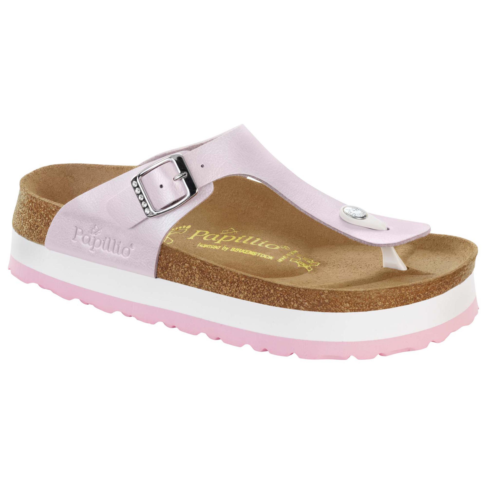 Birkenstock Gizeh Birko Flor Plateau, Women's Sandals