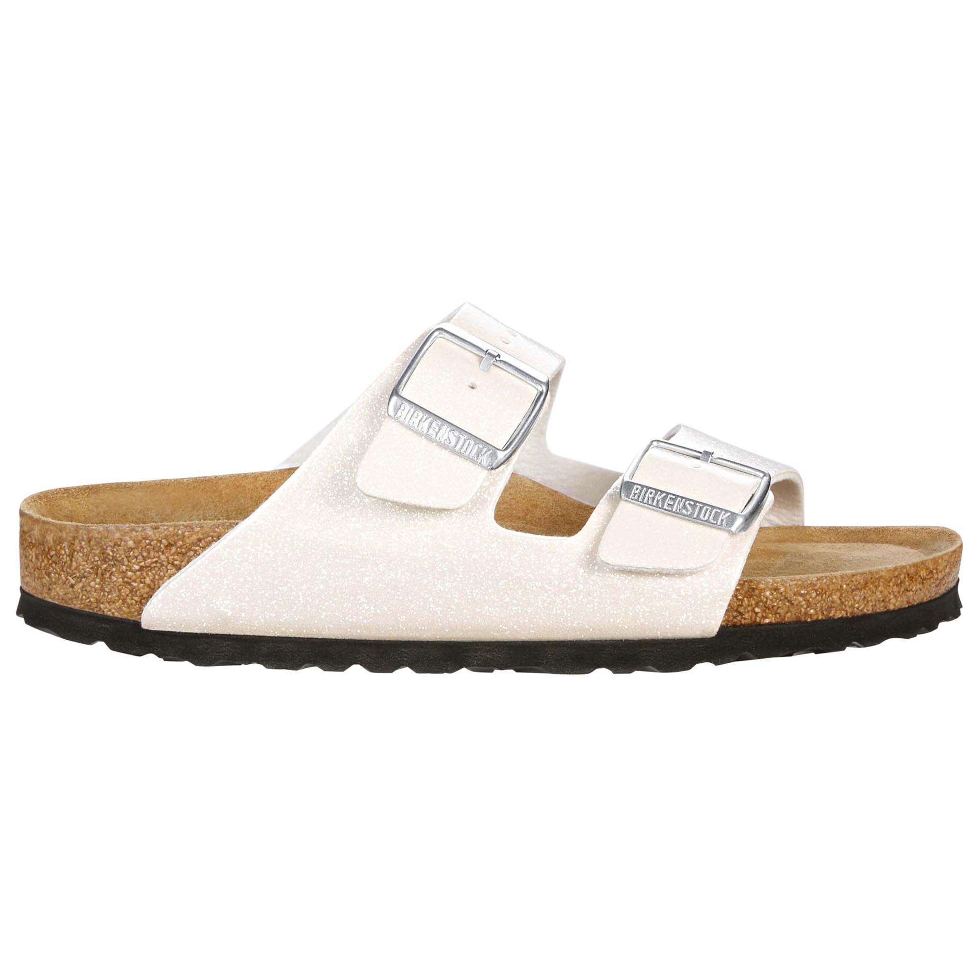 Birkenstock Arizona Soft Footbed Birko Flor Womens Sandals jHB0WMd