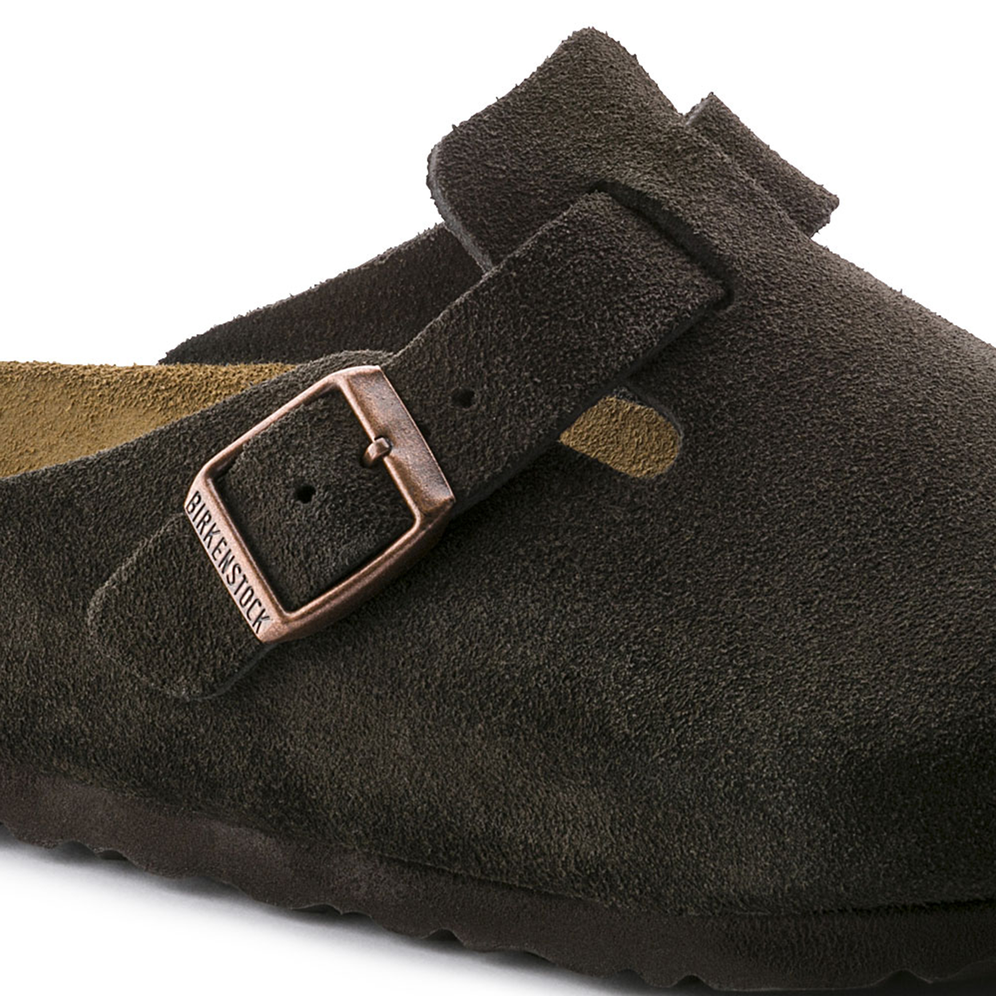 1584d5779ecf ... Boston Suede Leather Mocha ...
