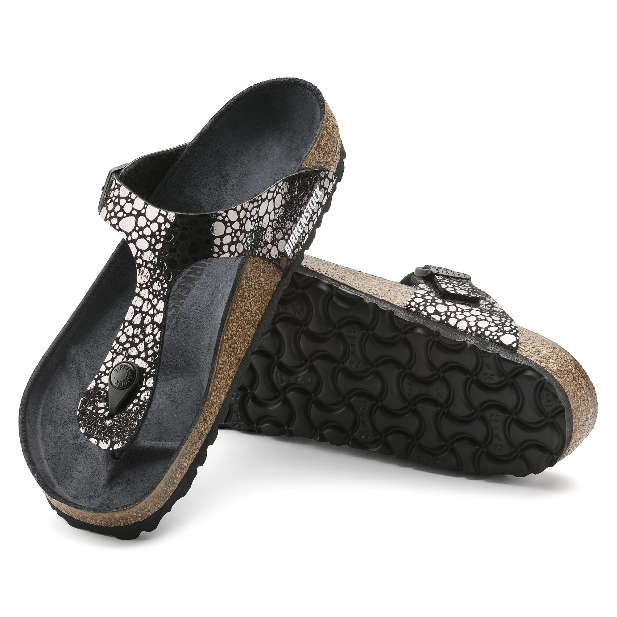 333e907853a5 ... Gizeh Birko-Flor Metallic Stones Black ...