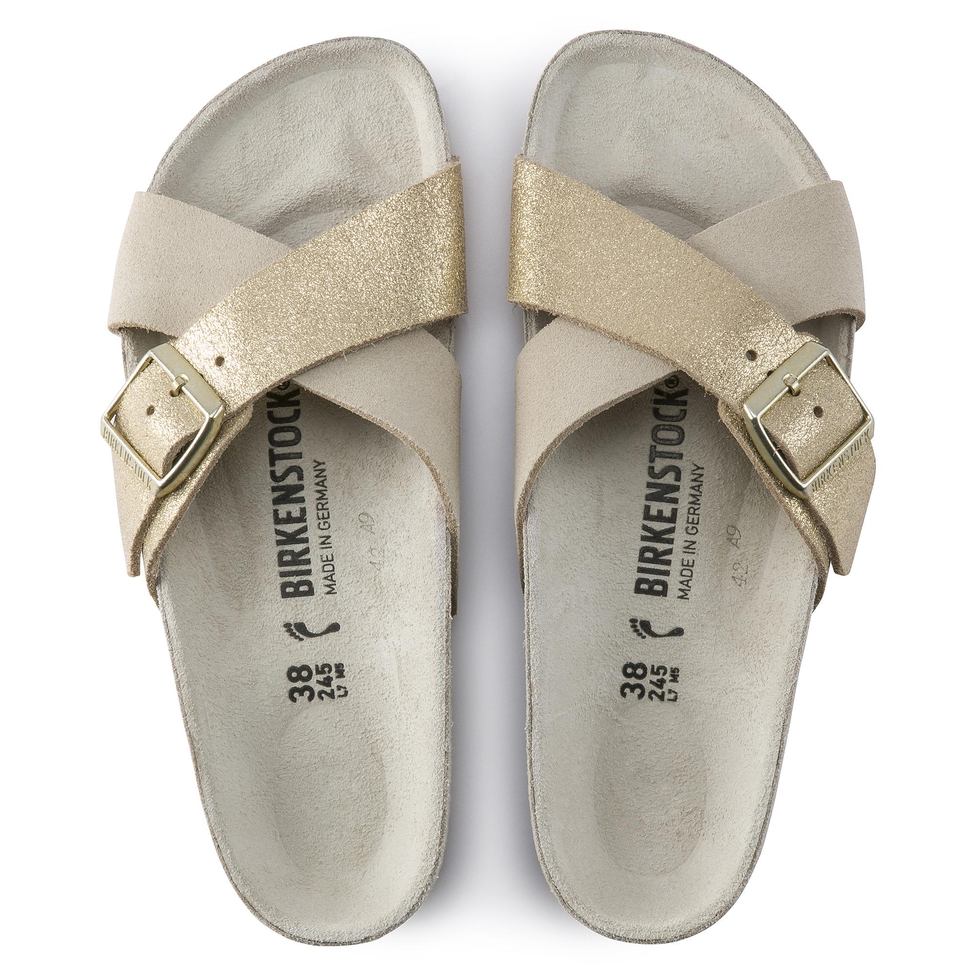 The Siena Exquisite an elegant new sandal from BIRKENSTOCK