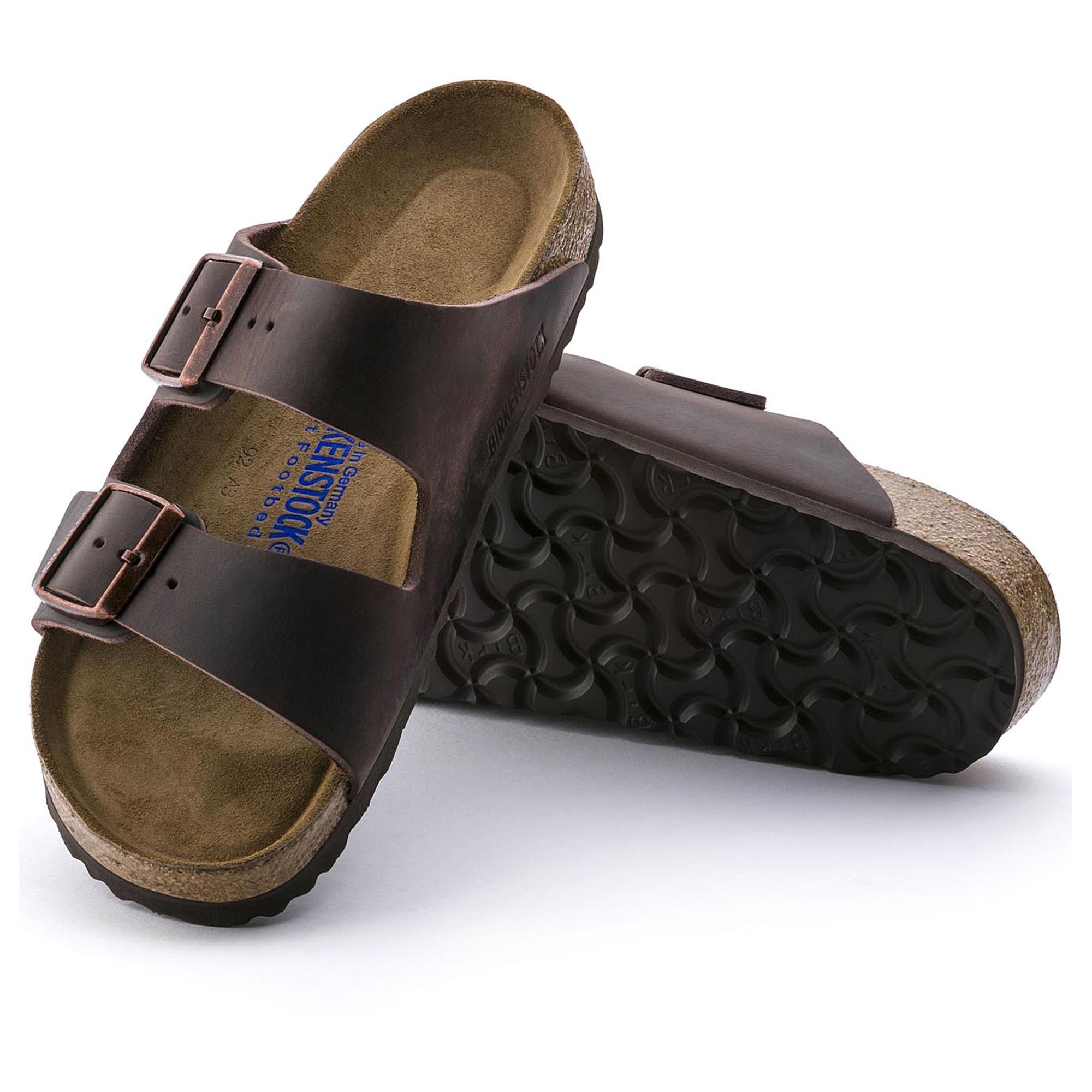 54ecff823ac Arizona Oiled Leather Habana | shop online at BIRKENSTOCK