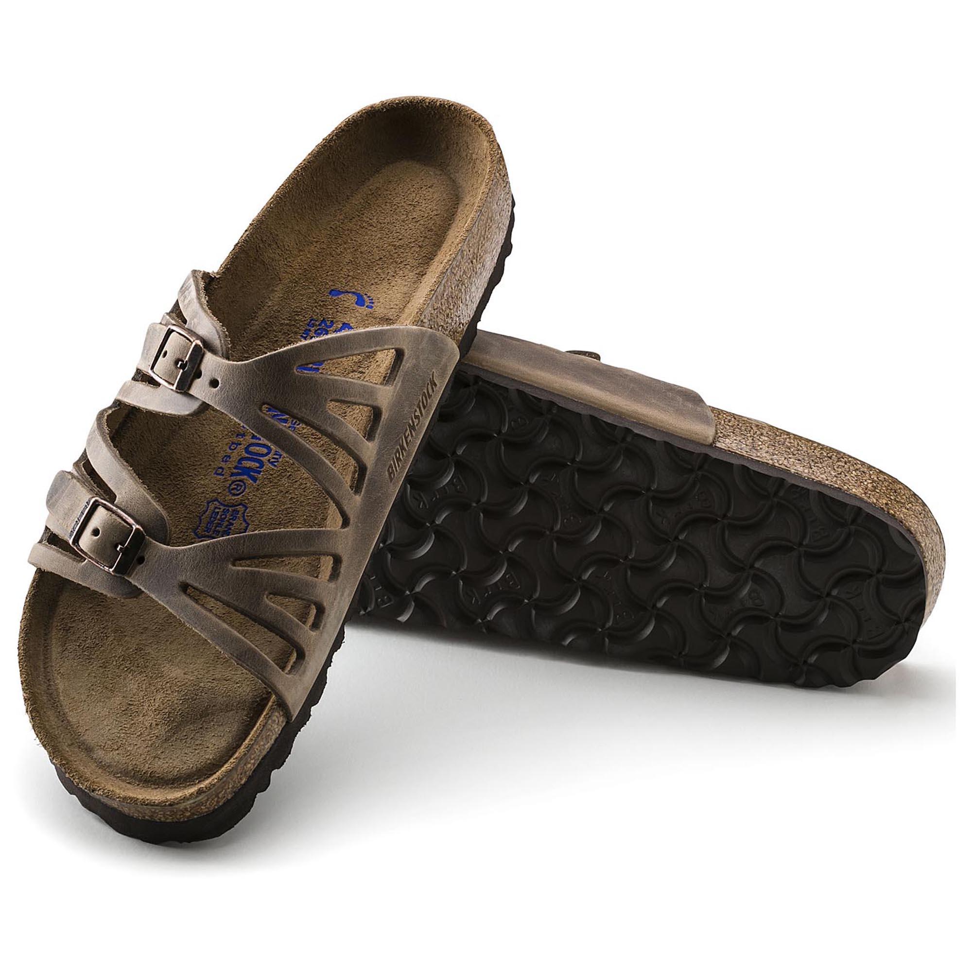 35ecd59190ea2 ... Granada Oiled Leather Tobacco Brown ...