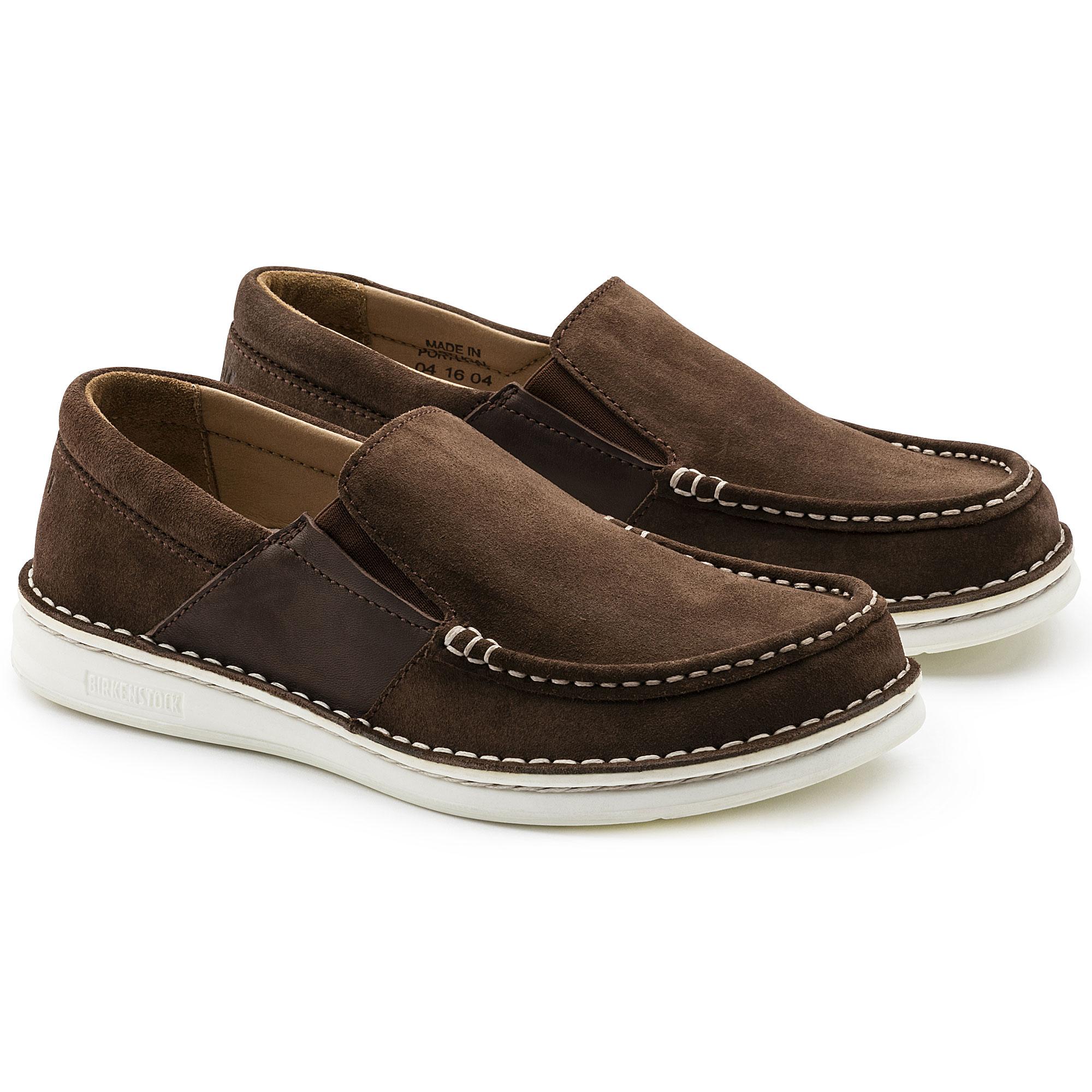 Duma Suede Leather Brown