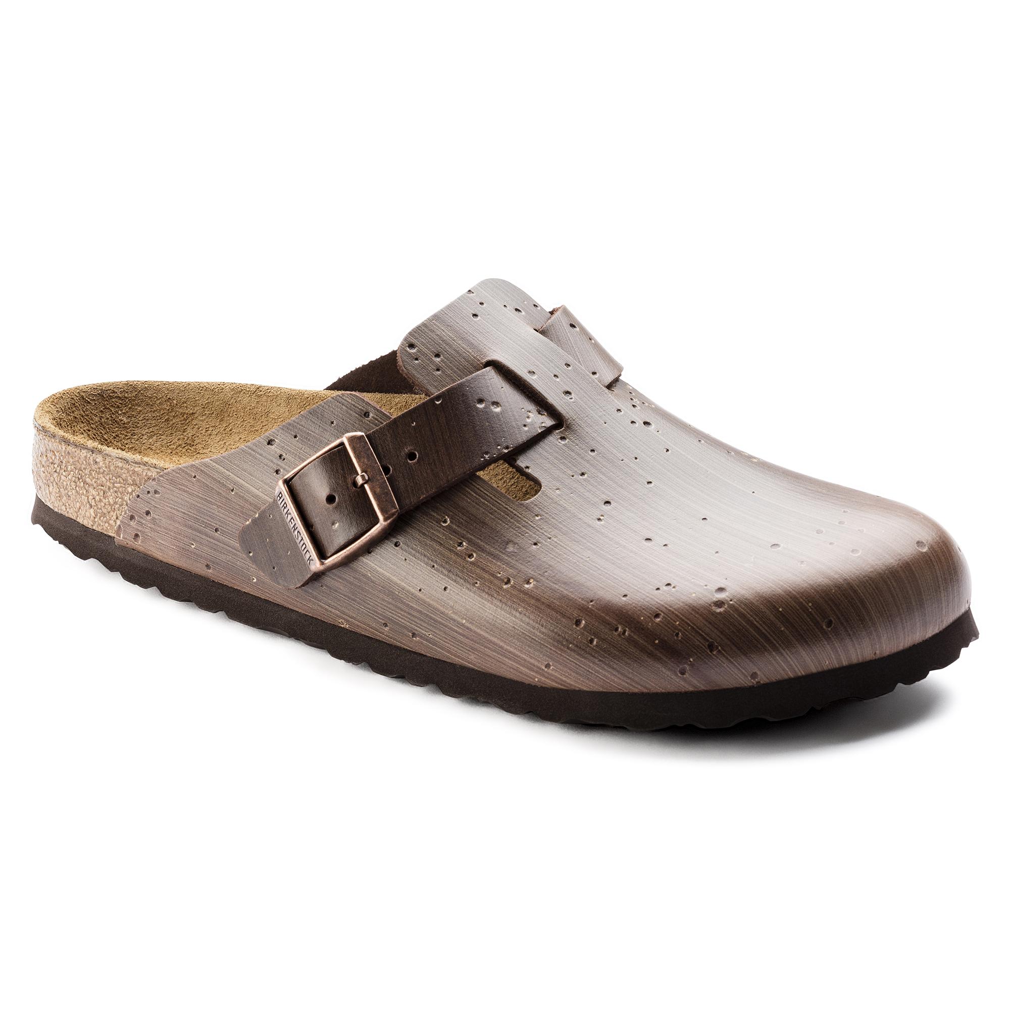 1e866d66 Boston Embossed Leather | Kjøp på nettet hos BIRKENSTOCK