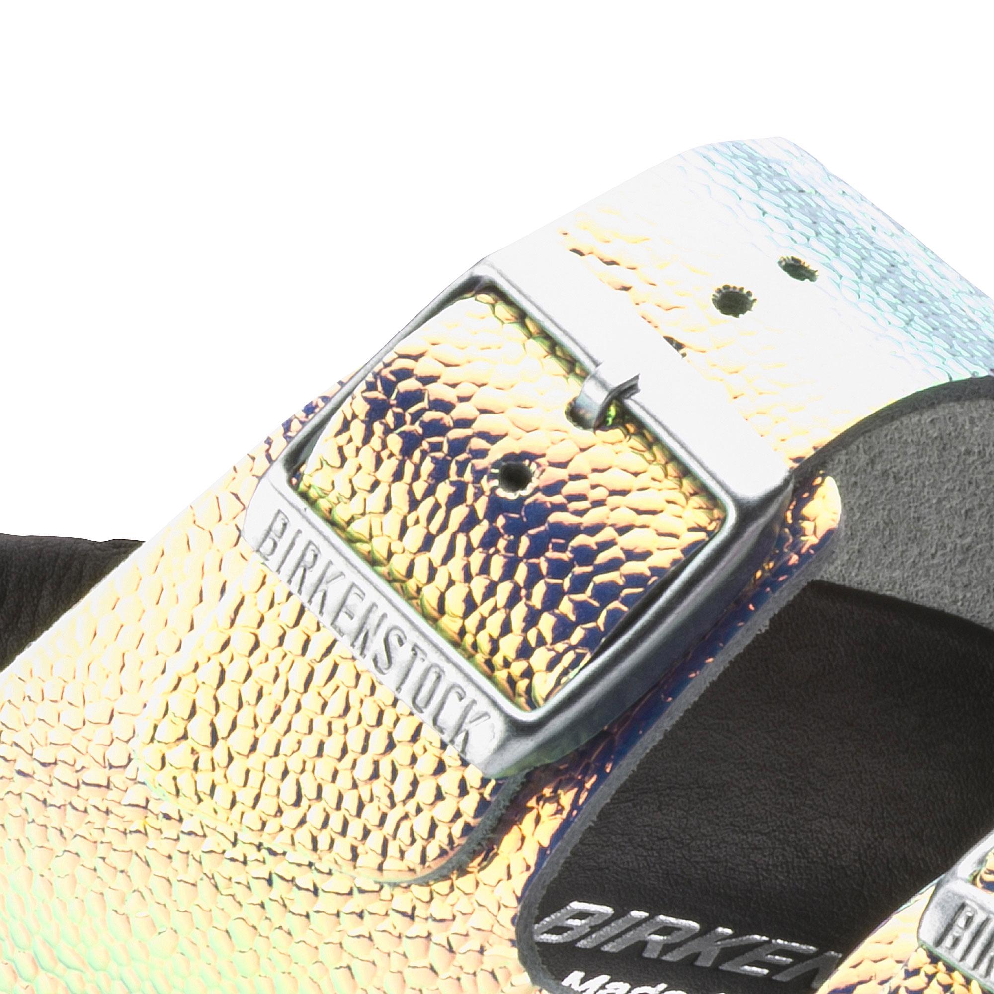 e32a4d2df2b ... Arizona Natural Leather Ombre Pearls Silver Black ...