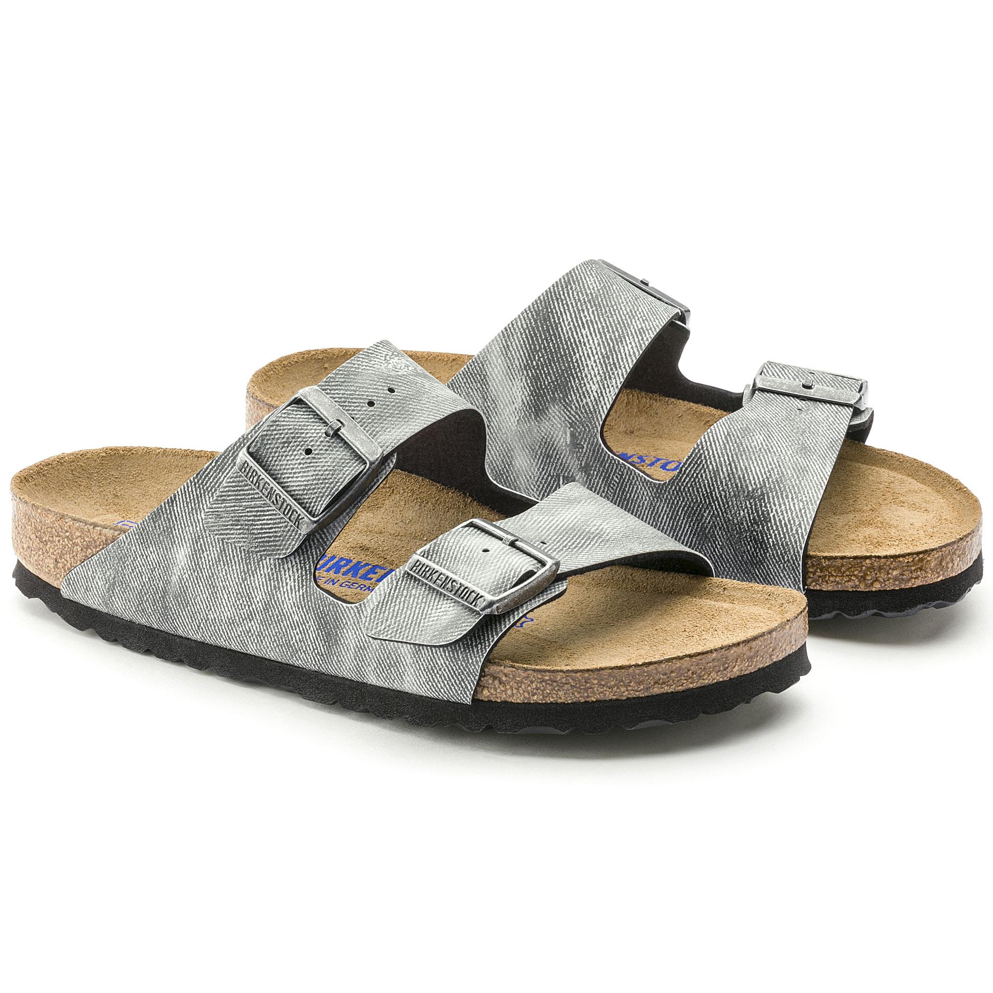 Arizona Birko-Flor Jeans Washed Out