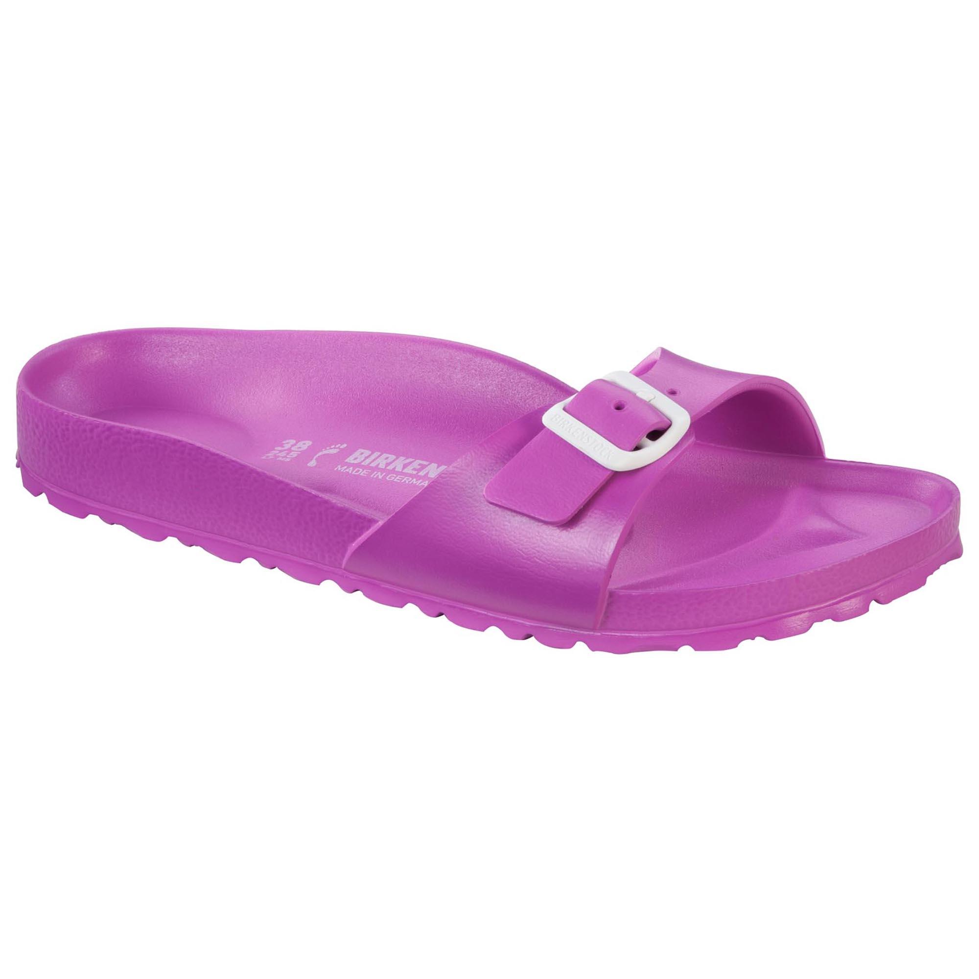 Details zu Birkenstock Madrid EVA Sandalen Hausschuhe EVA Damen Schuhe CO