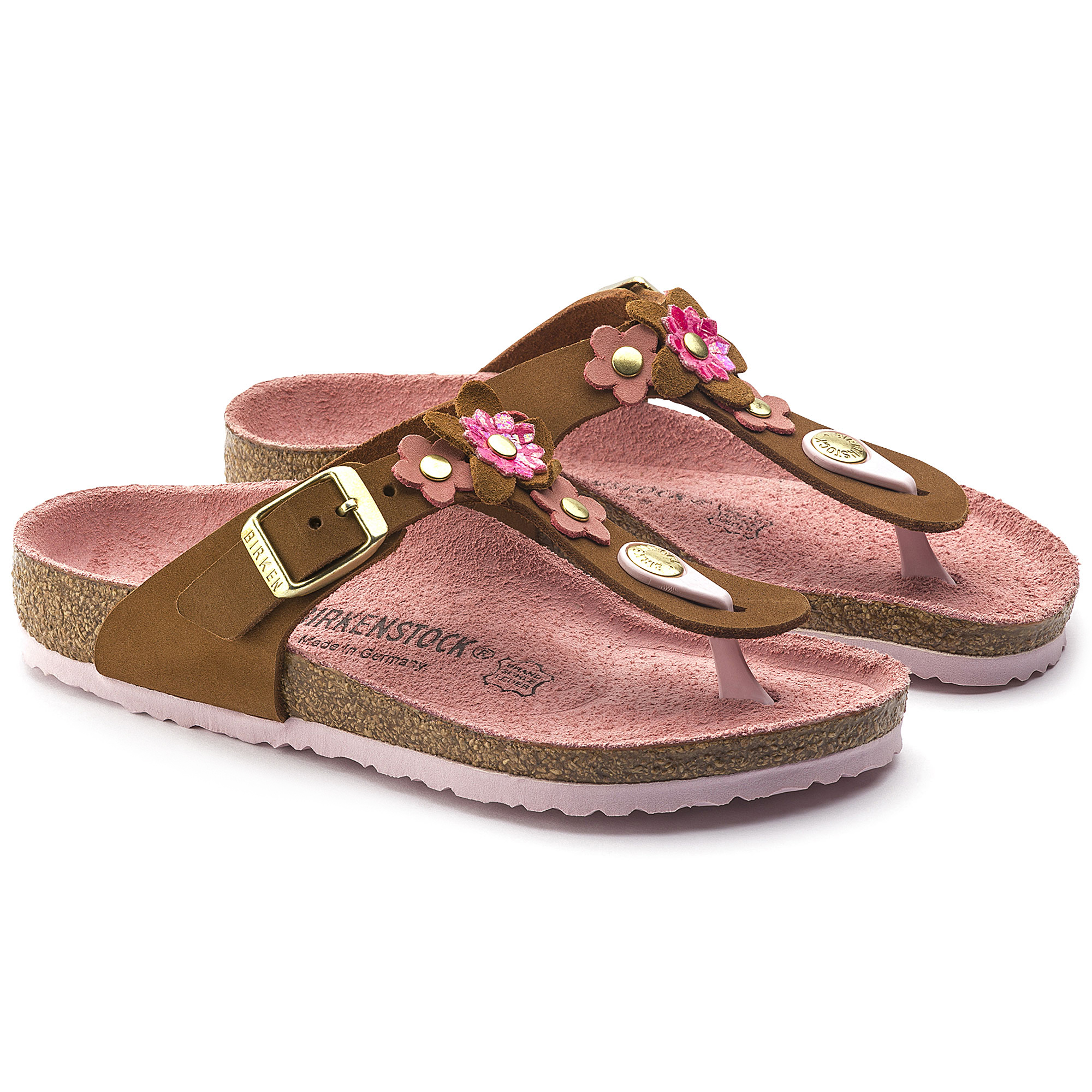 Search For Tags: BIRKENSTOCK Kids GIZEH FLOWER New
