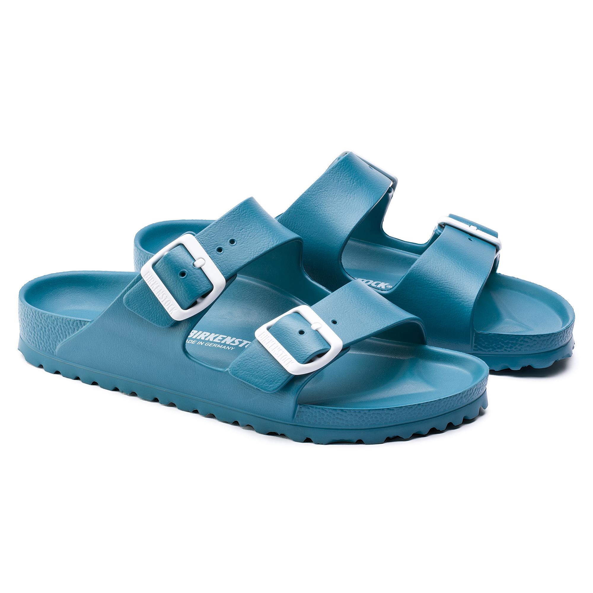 Pantoletten BIRKENSTOCK Arizona 1013094 Turquoise