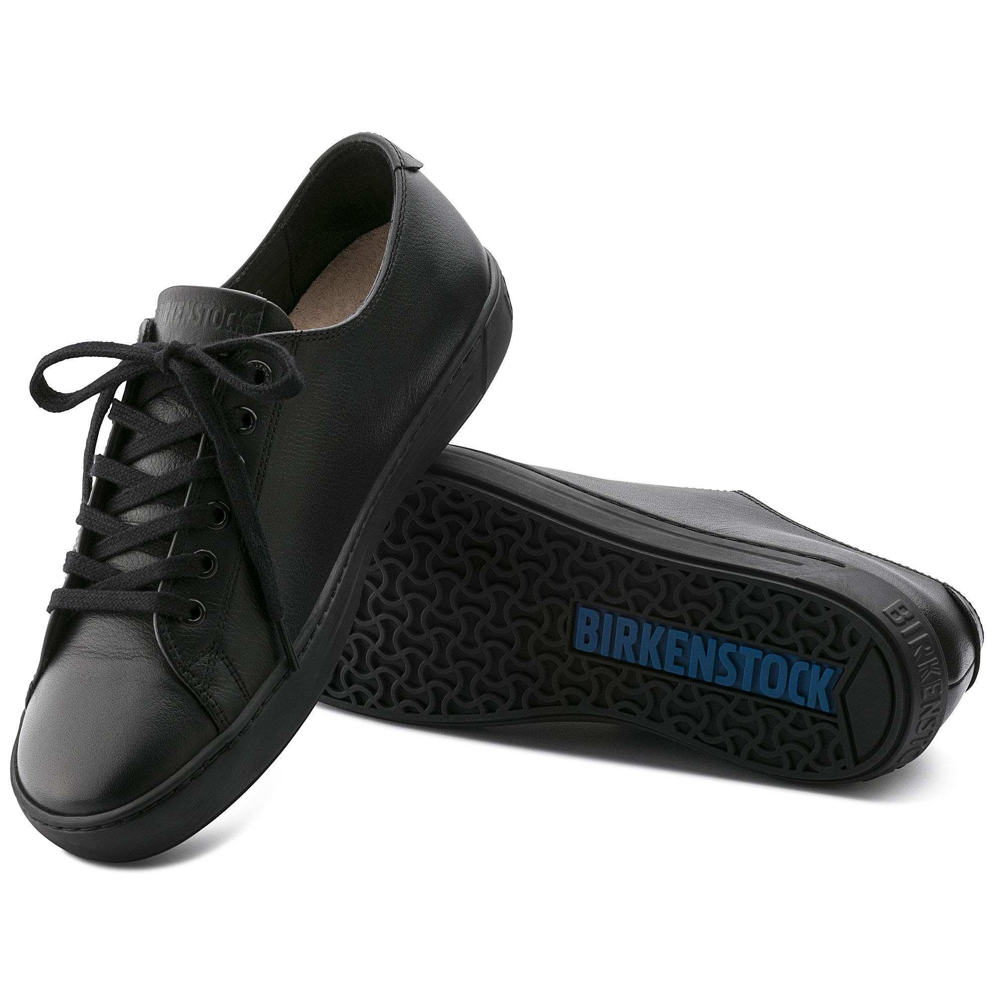 Arran Natural Leather Black | shop