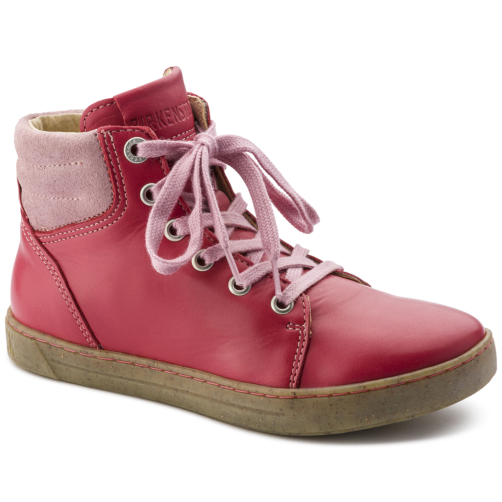 cb423a5d748b Bartlett Suede Leather Carmine