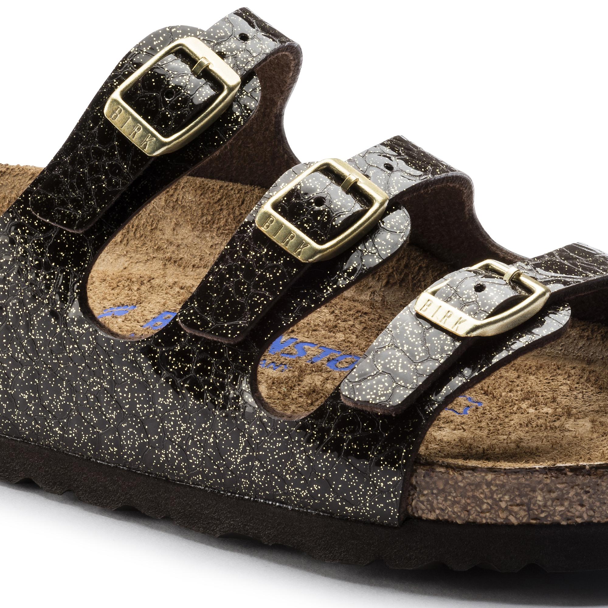 Glitter Birkenstock Sandals   Birkenstock sandals