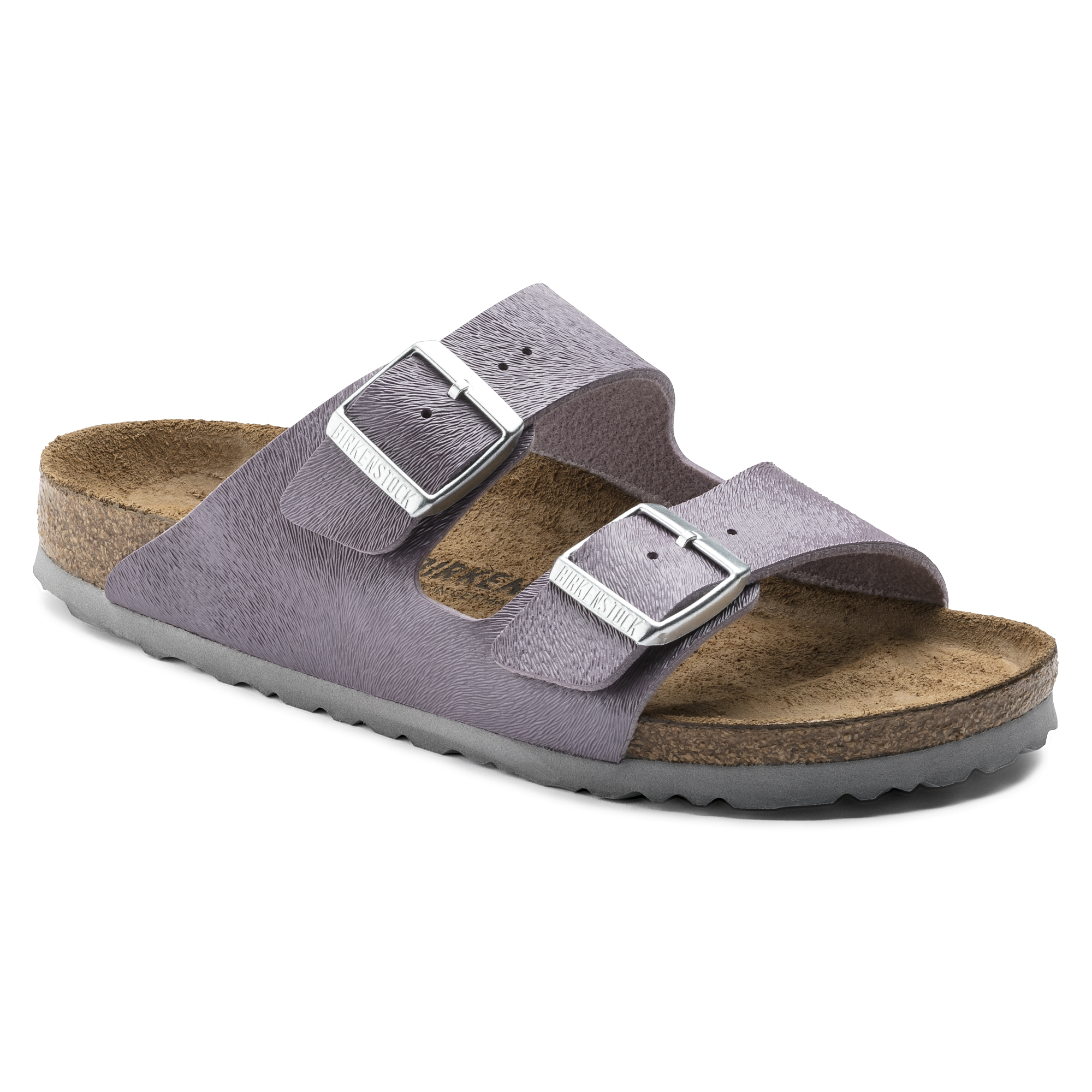 Birkenstock Gizeh Animal Fascination Slate Birko Flor Buckle Sandals Women Sz 38