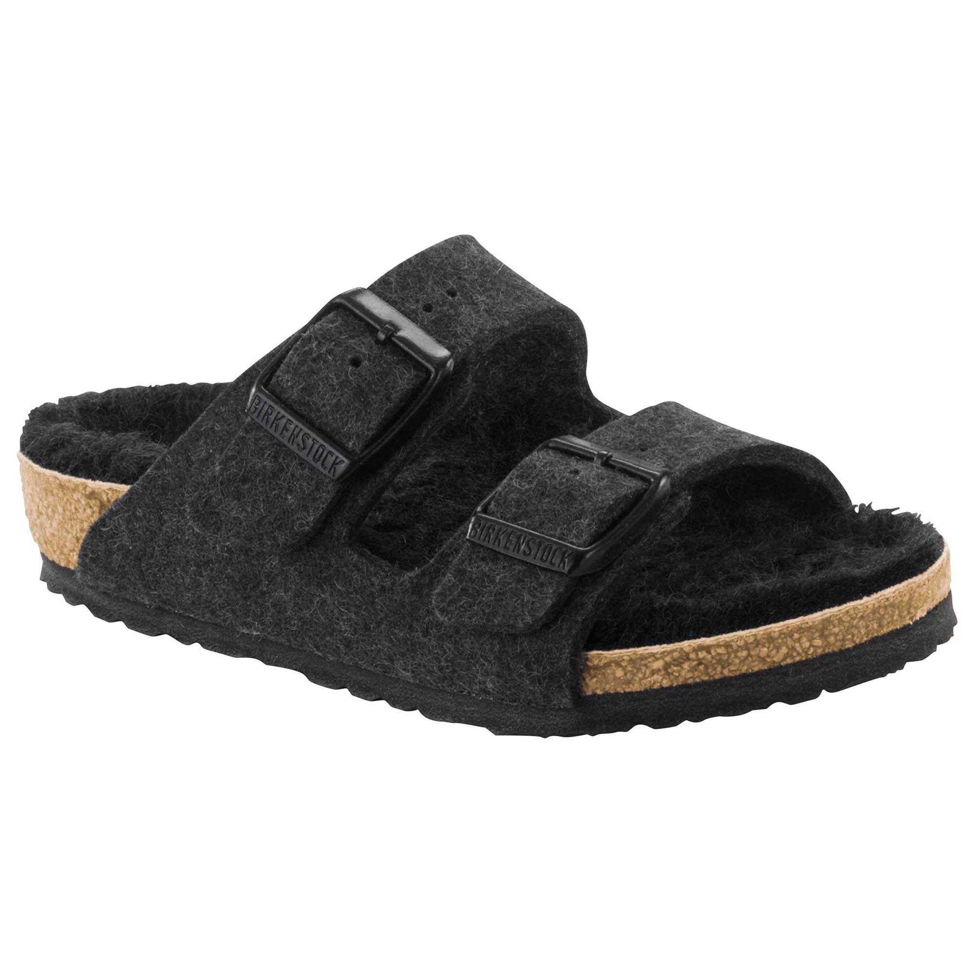 781f4ac4a5cb Arizona Wool Felt Anthracite Happy Lamb Black
