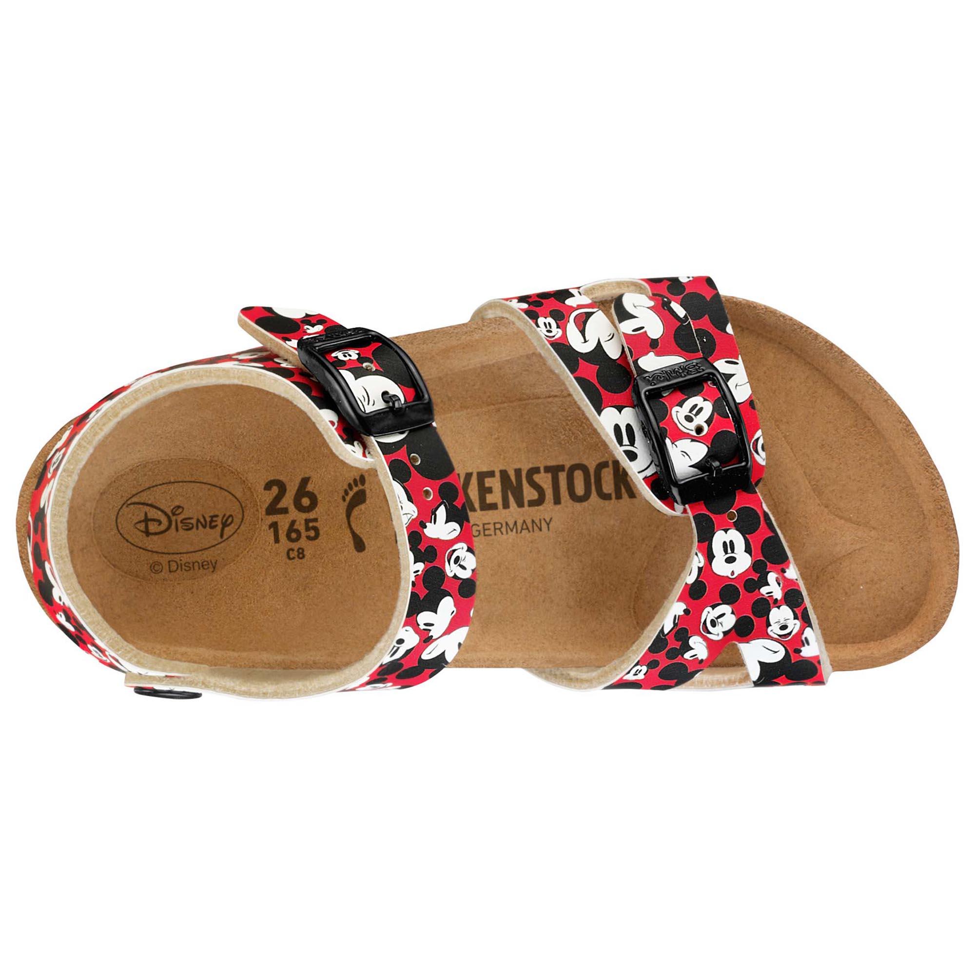 birkenstock Mickey Mouse Style Sandal 8.5 READ