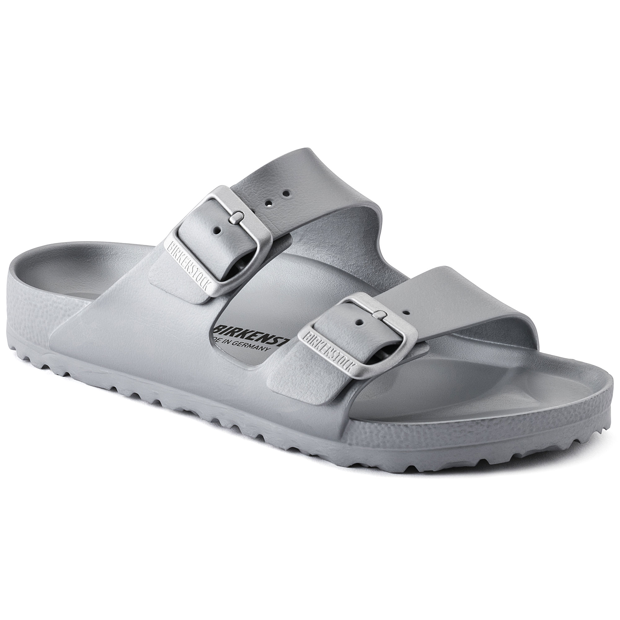 061df35d70fd7 Arizona EVA Metallic Silver | shop online at BIRKENSTOCK