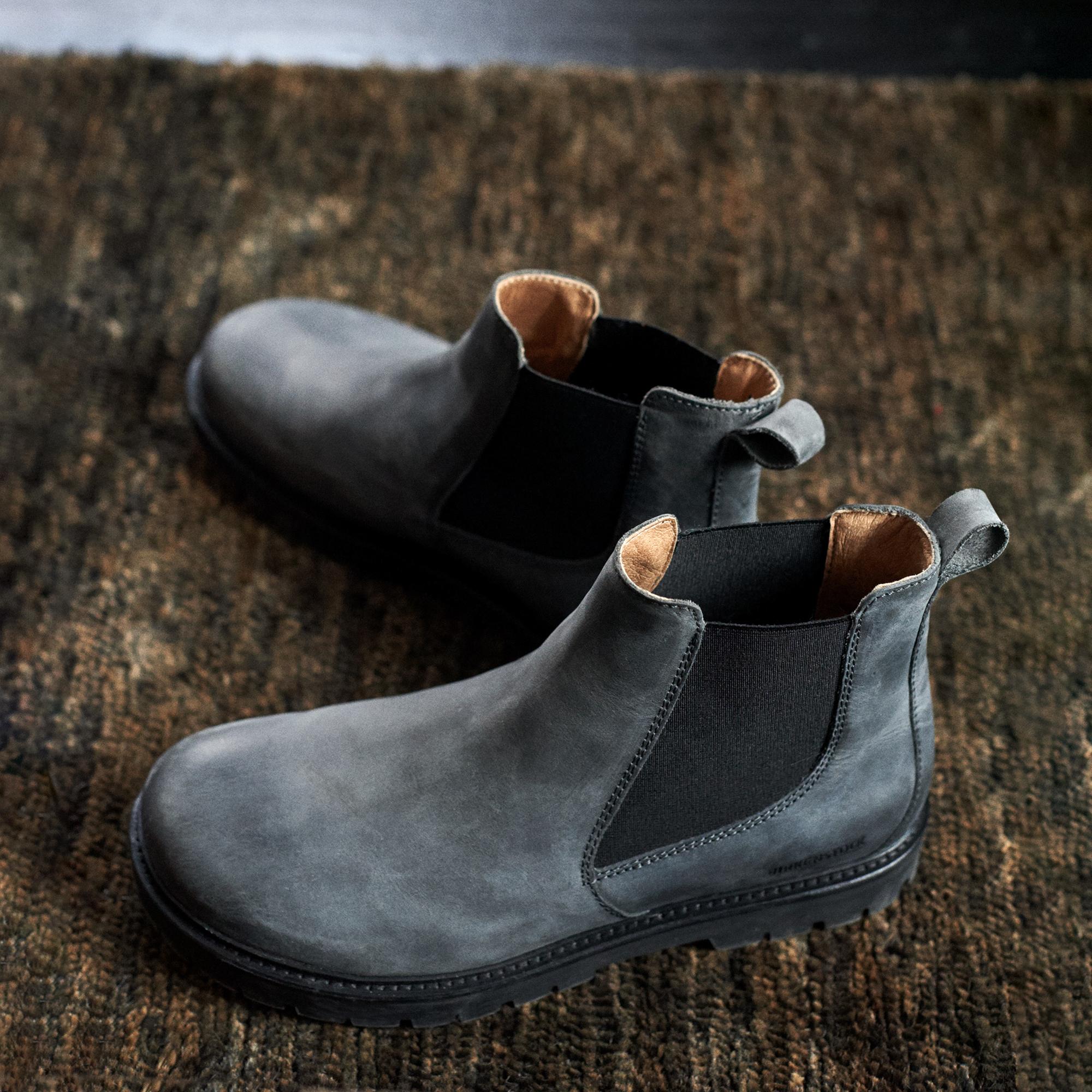 03ce4af2ae5 ... Stalon Nubuck Leather Graphite