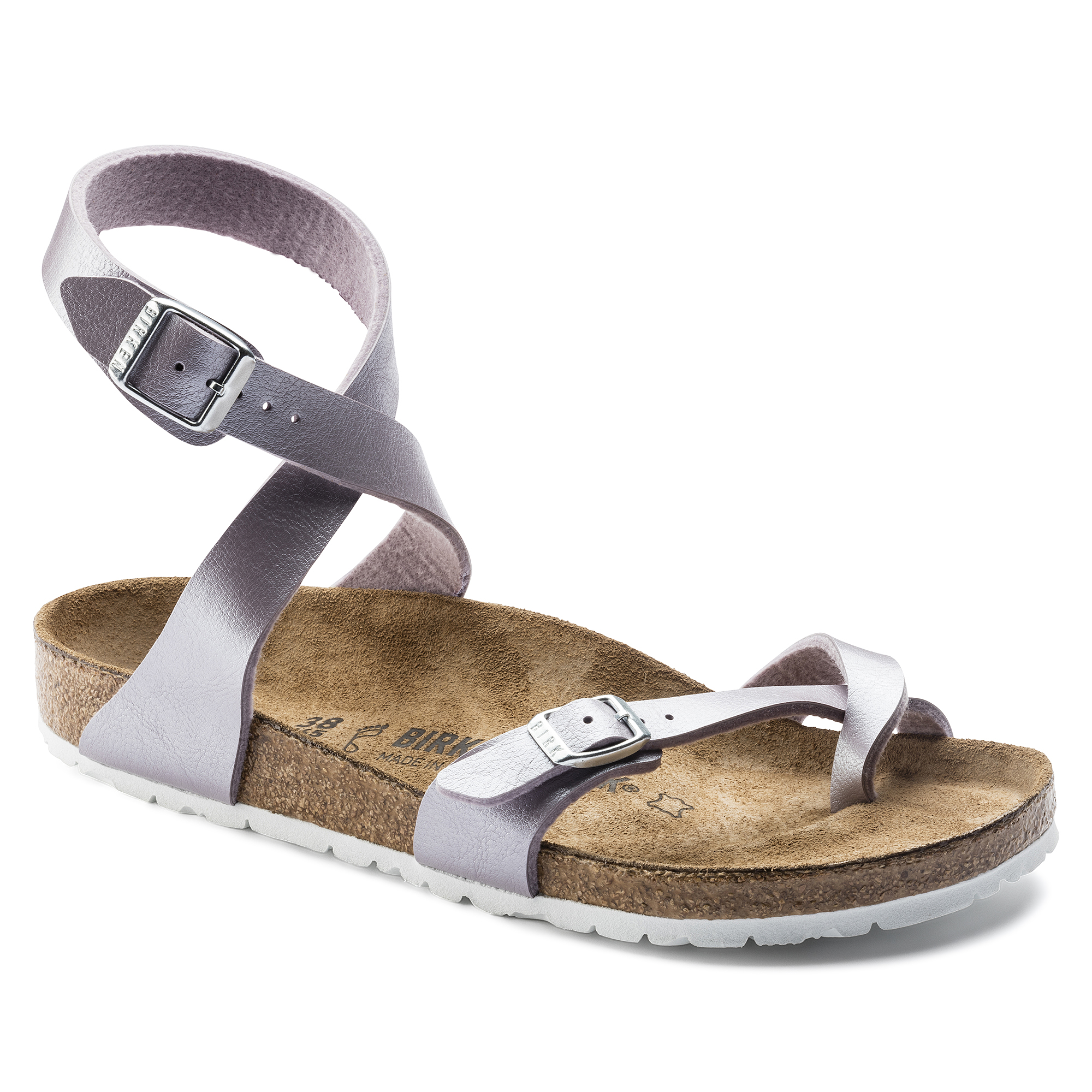BIRKENSTOCK Arizona BF Graceful Orchid 40 C8CGu