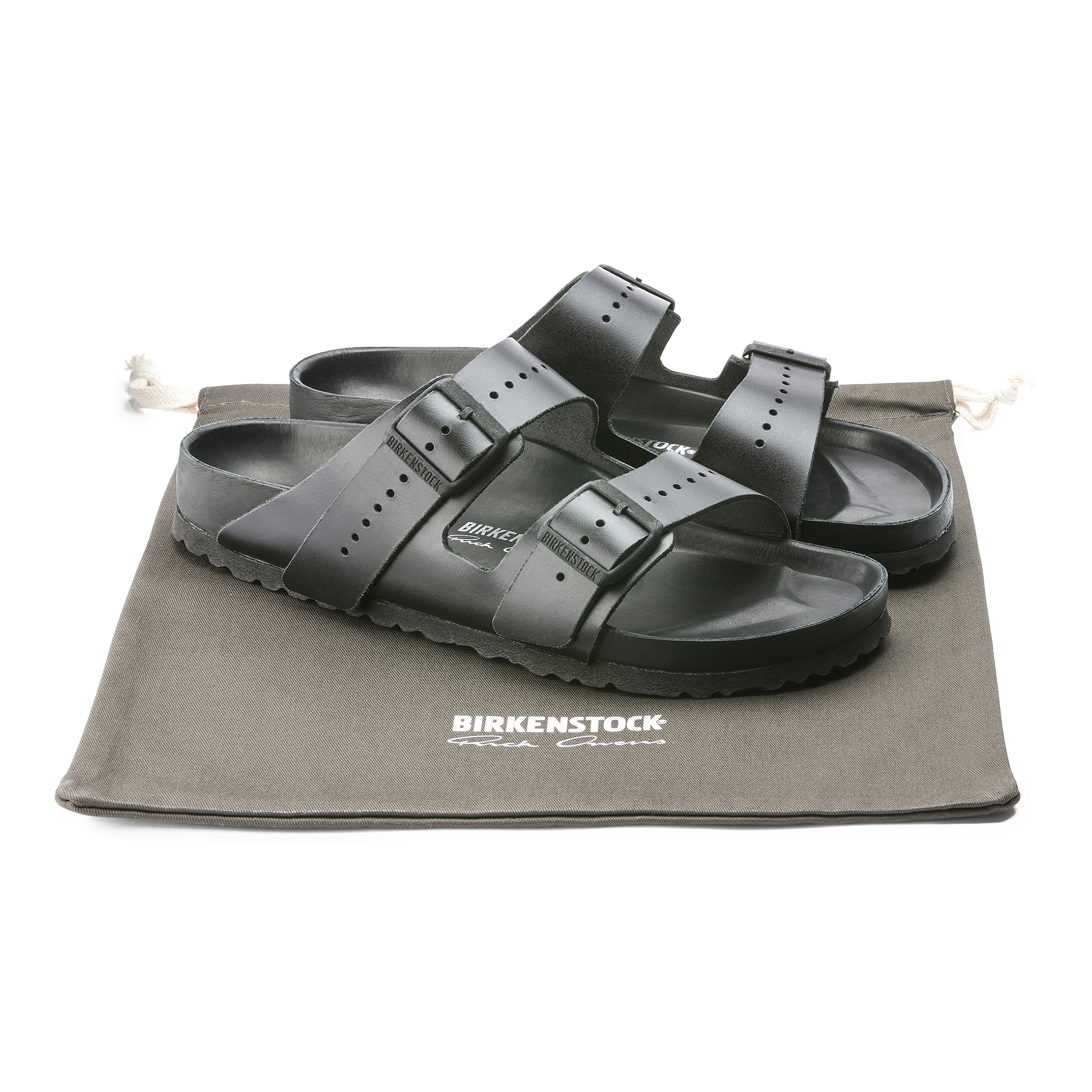 3e5615be1ee ... Arizona Rick Owens Amalfi Black ...