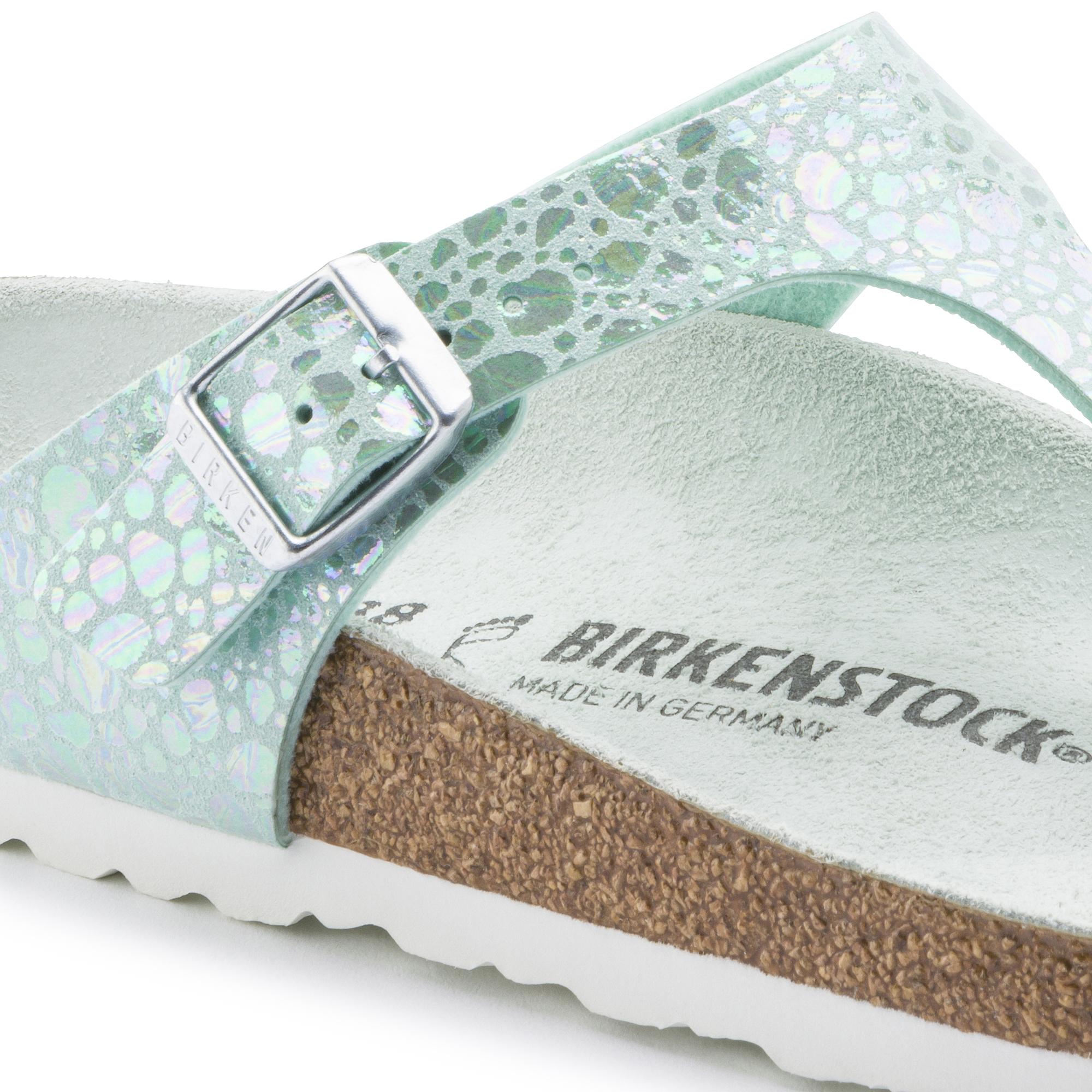 Birkenstock 1012923 Birkenstock GIZEH aqua Kaufen bei