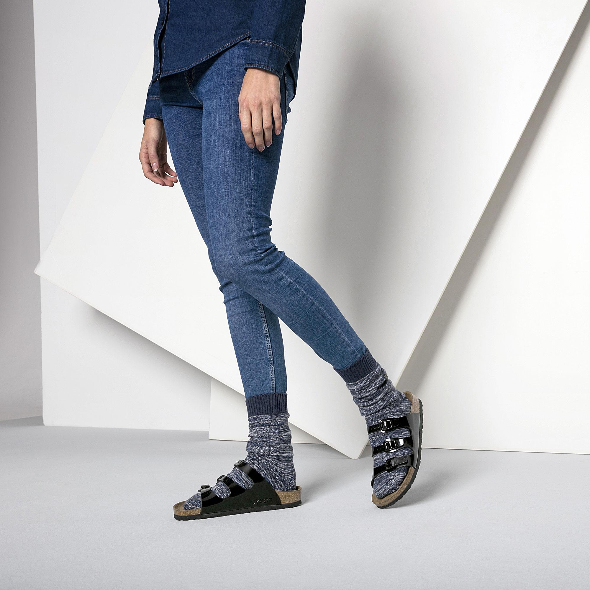 Birkenstock Florida Birko Flor, Men's Fashion, Footwear