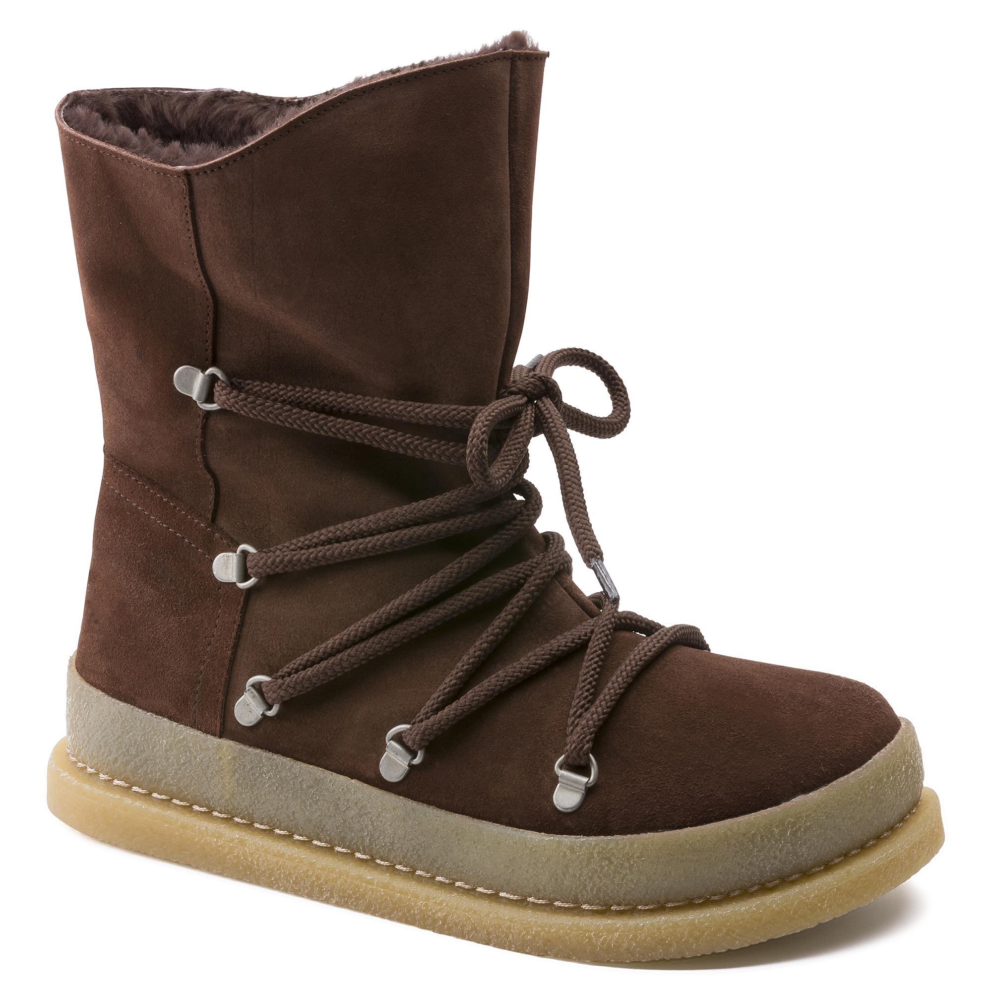 406eda28b2a Masi Suede Leather Taupe ...