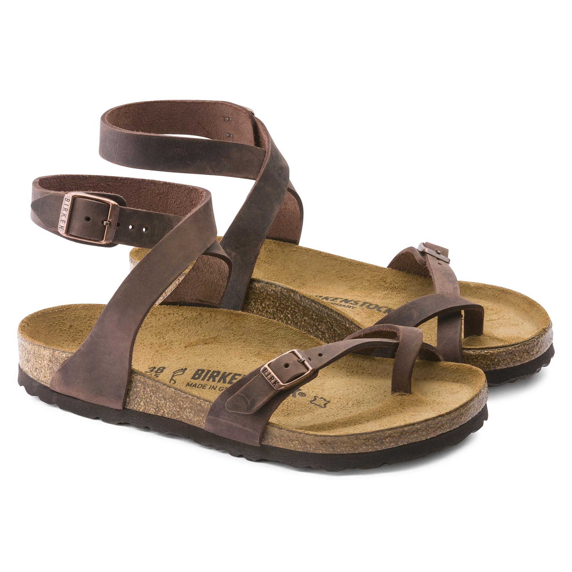 c0fd55719fc3d Yara Oiled Leather