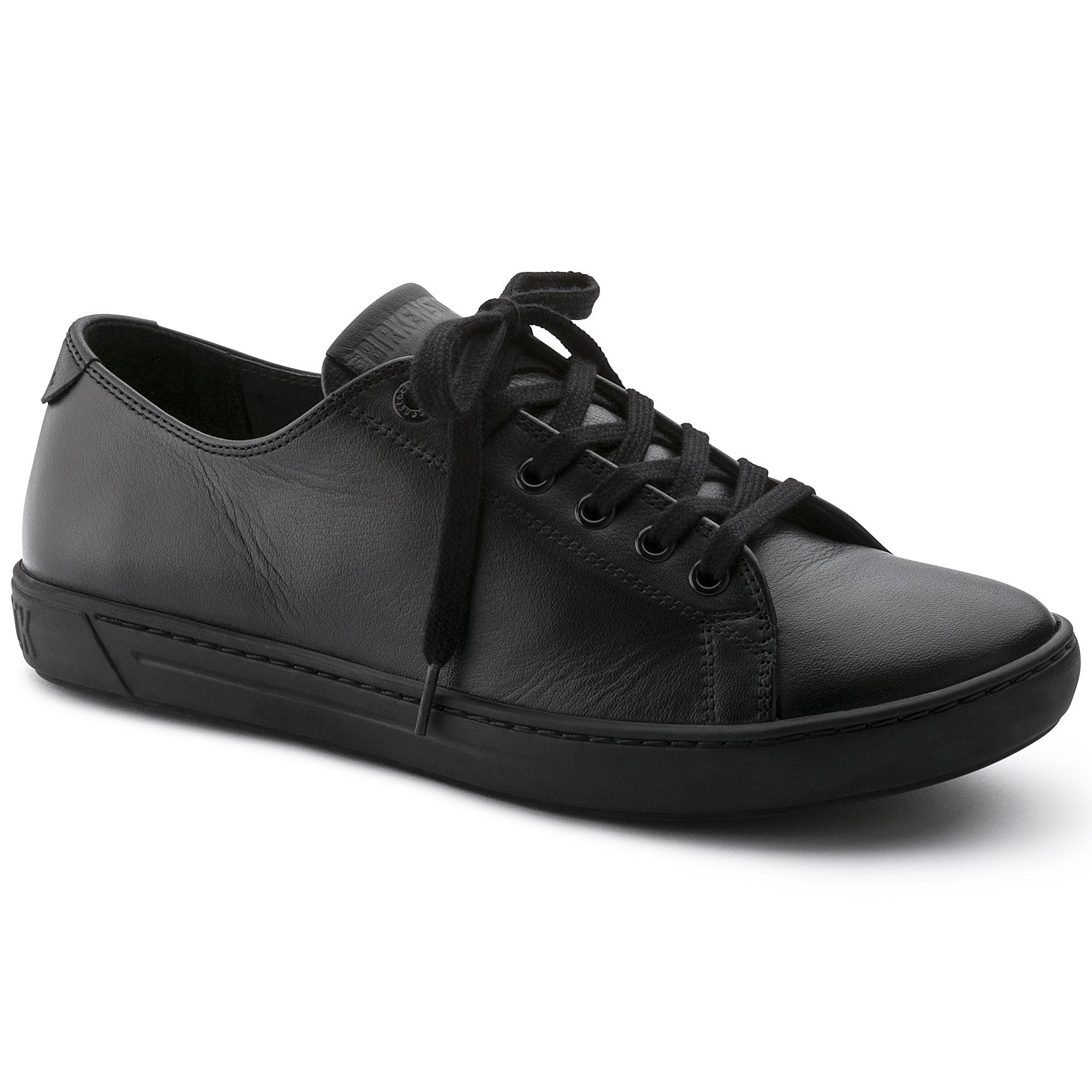 e42ff68f1f32 Arran Natural Leather Black