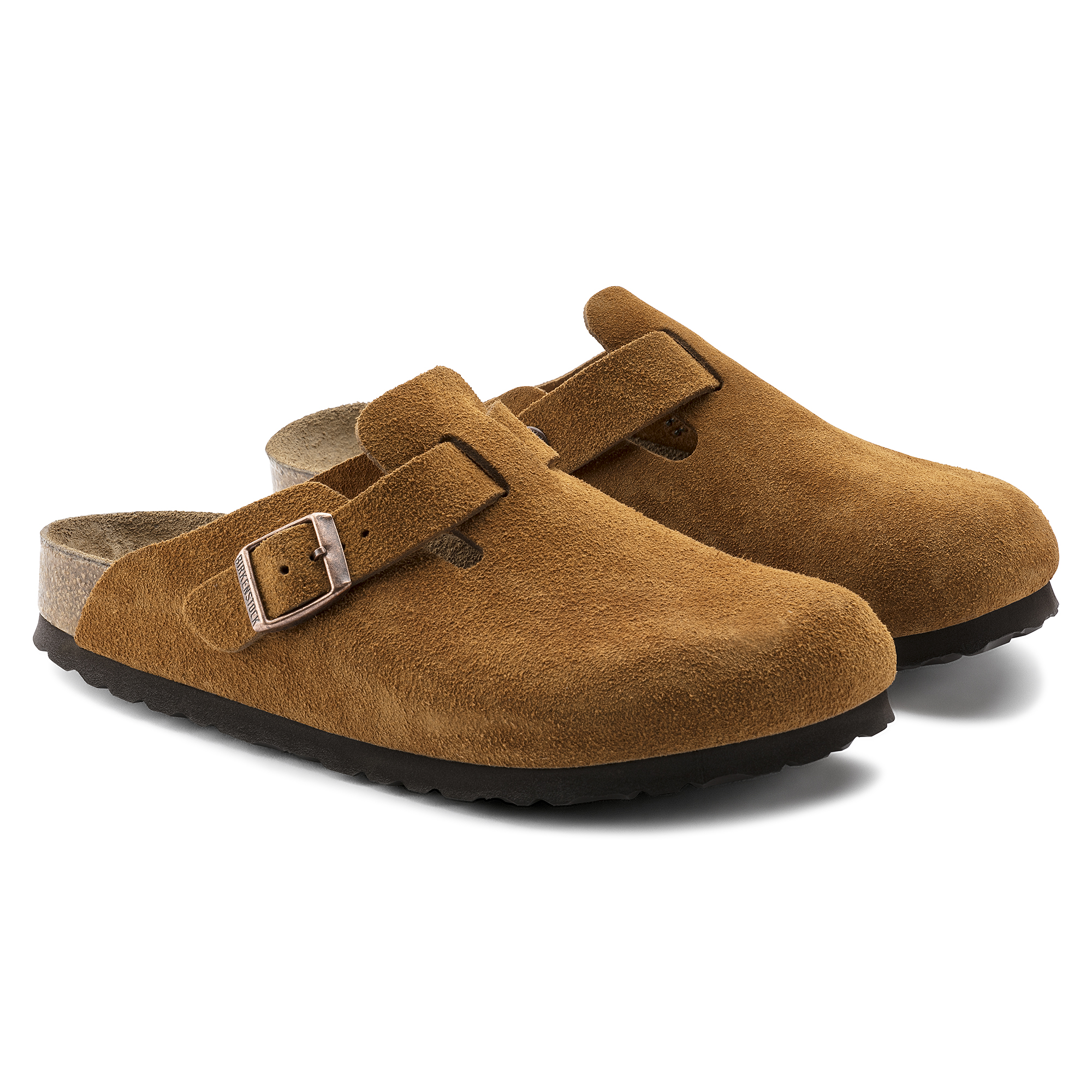 0bb1d8b49206 ... Boston Suede Leather Mink ...