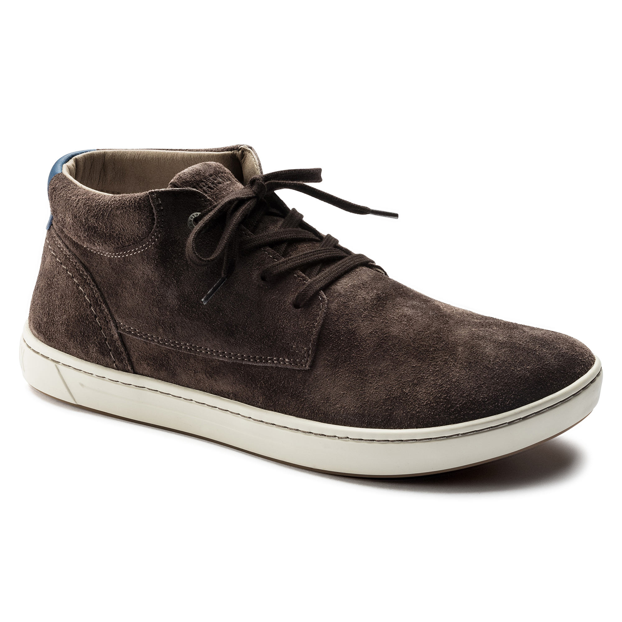 188077b2b17f Bandon Suede Leather Espresso ...
