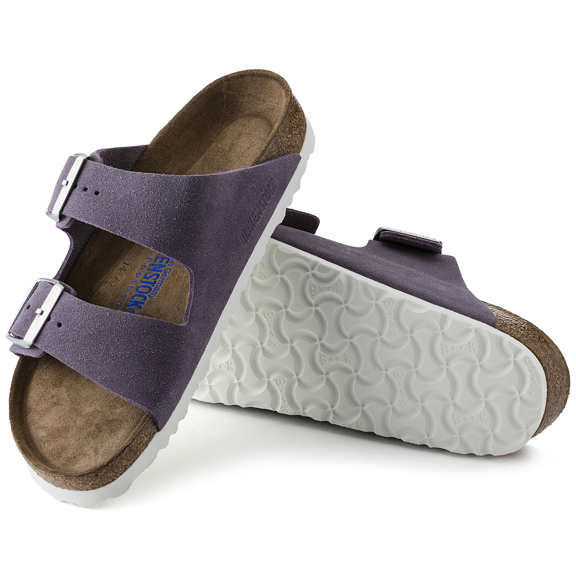 6c8ff1da2 ... Arizona Suede Leather Lavender ...